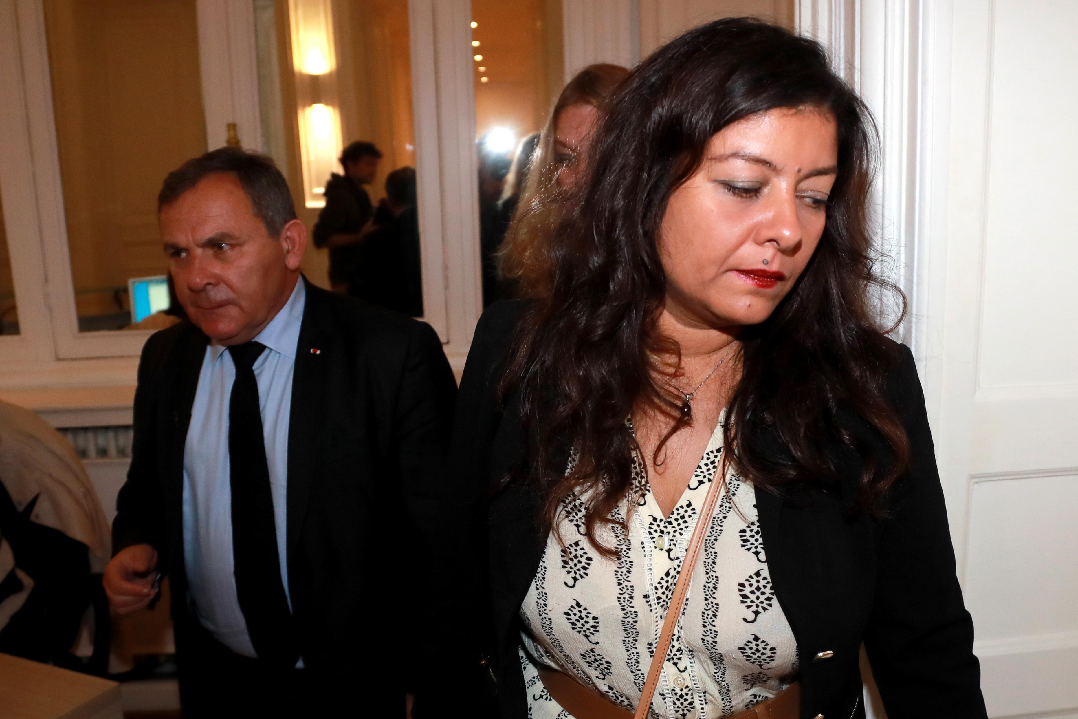 Elítélte a bíróság a #MeToo egyik francia ikonját, amiért tönkretette egy férfi karrierjét