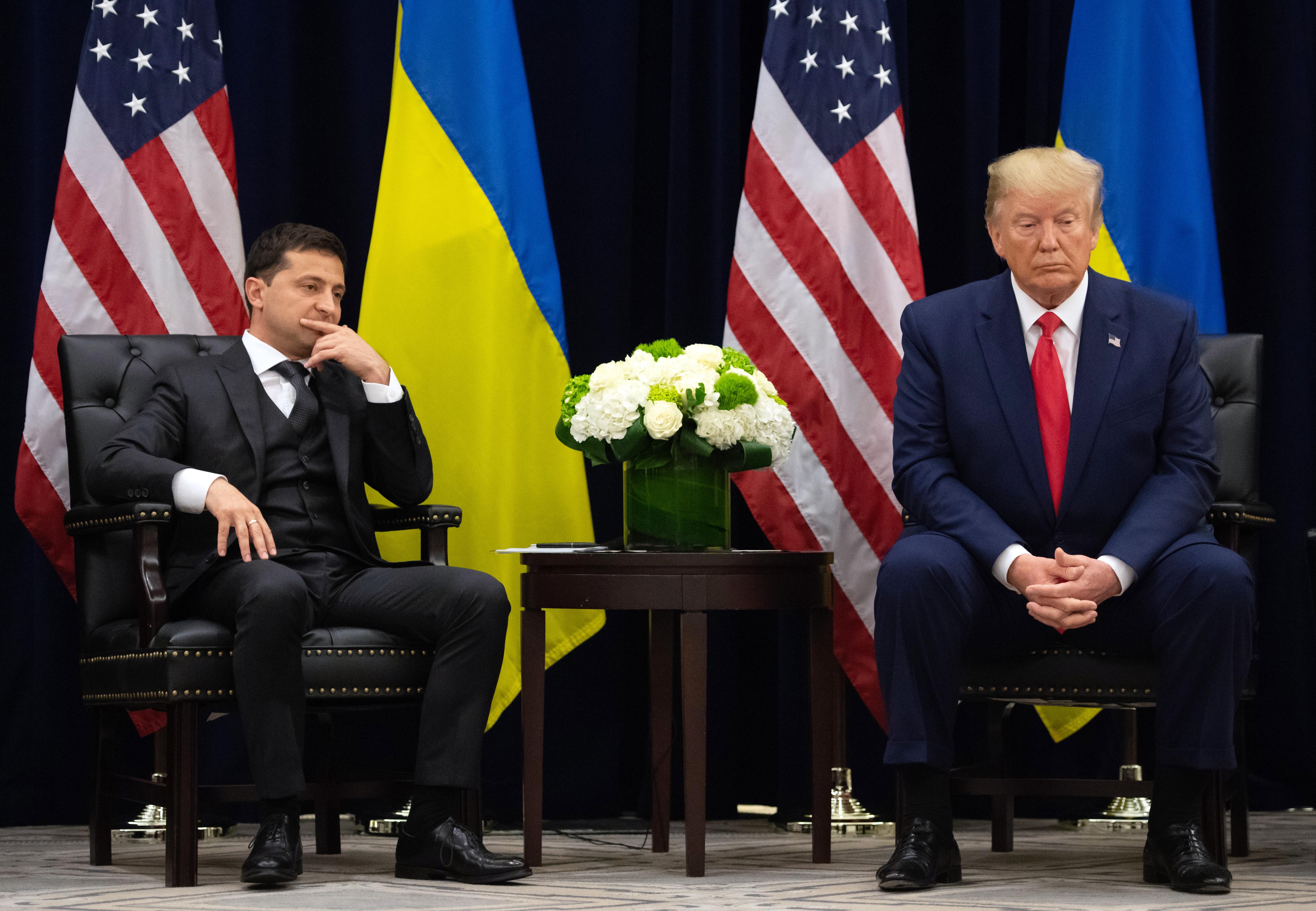Trumpnak majdnem összejött Ukrajna megzsarolása