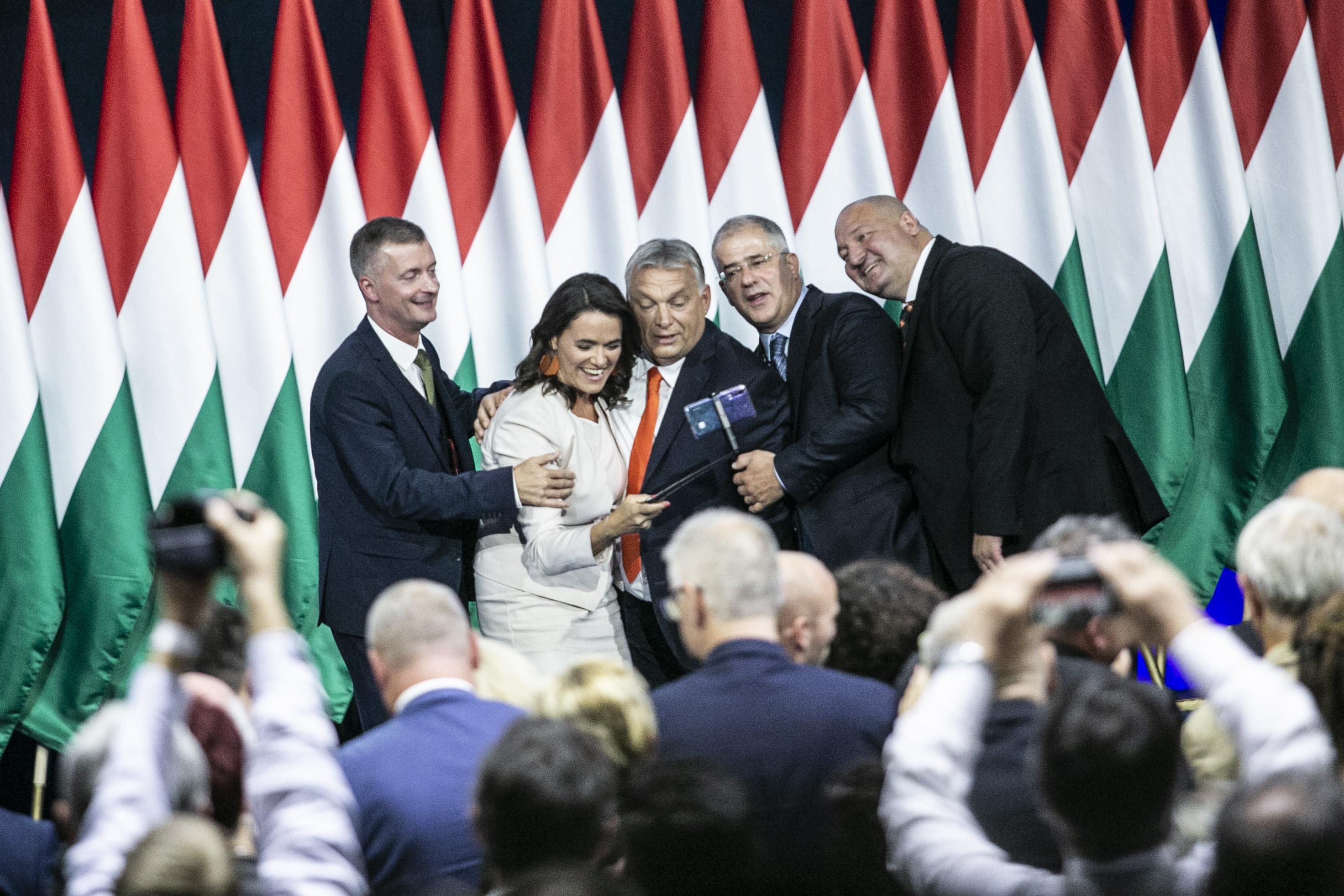 14 éve fordult elő utoljára, hogy a Fideszben választhattak több jelölt közül a kongresszuson