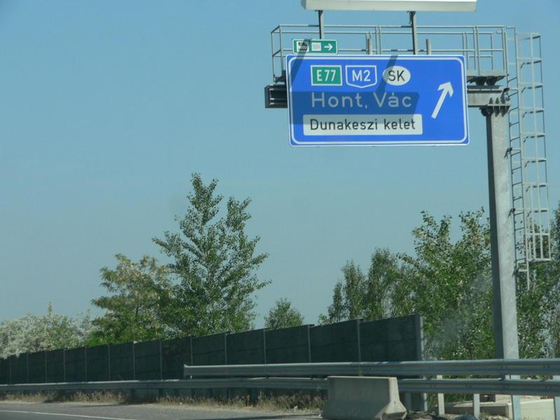 Okosút lesz az M2-esből Dunakeszinél