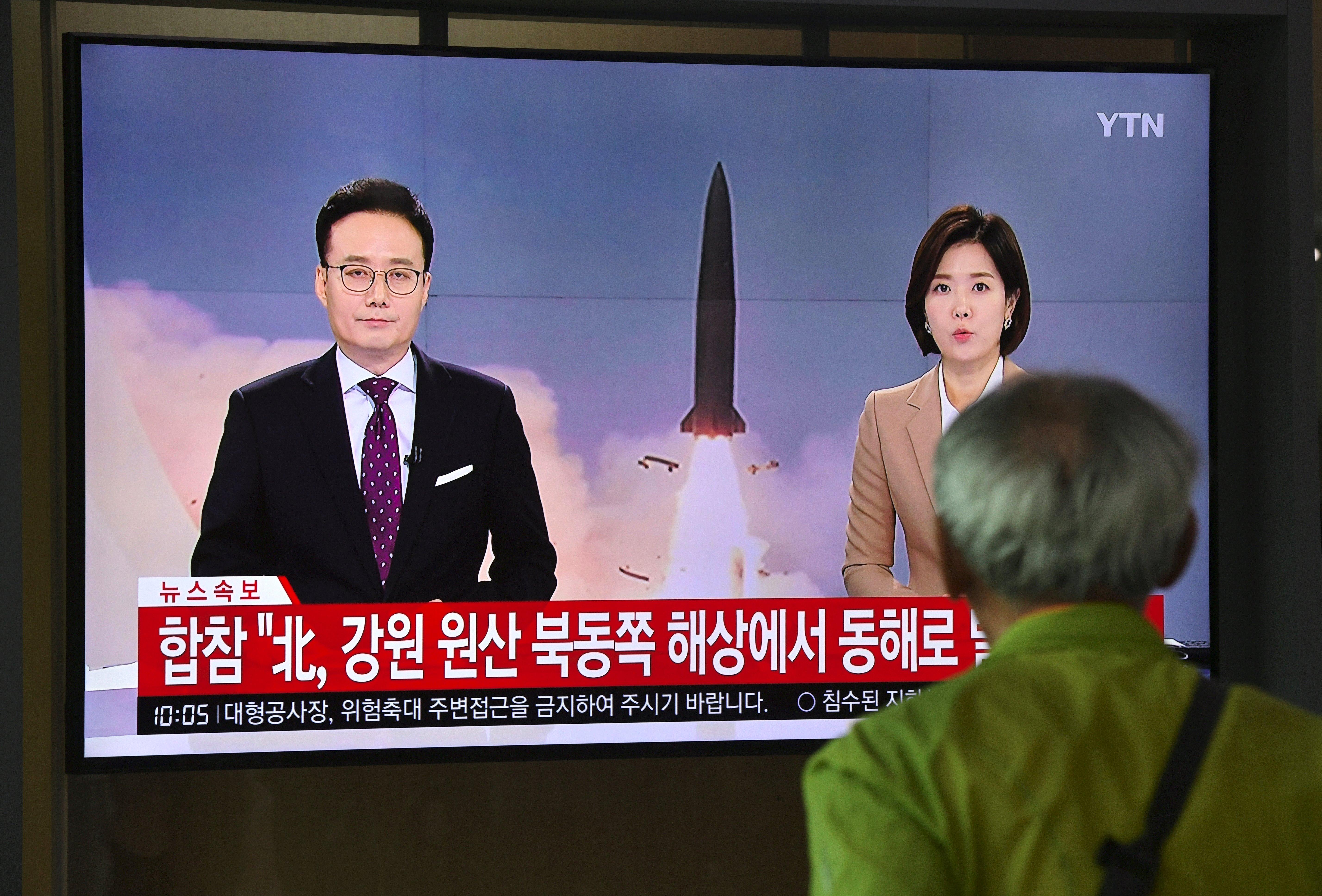 Ballisztikus rakétát lőttek ki egy észak-koreai tengeralattjáróról