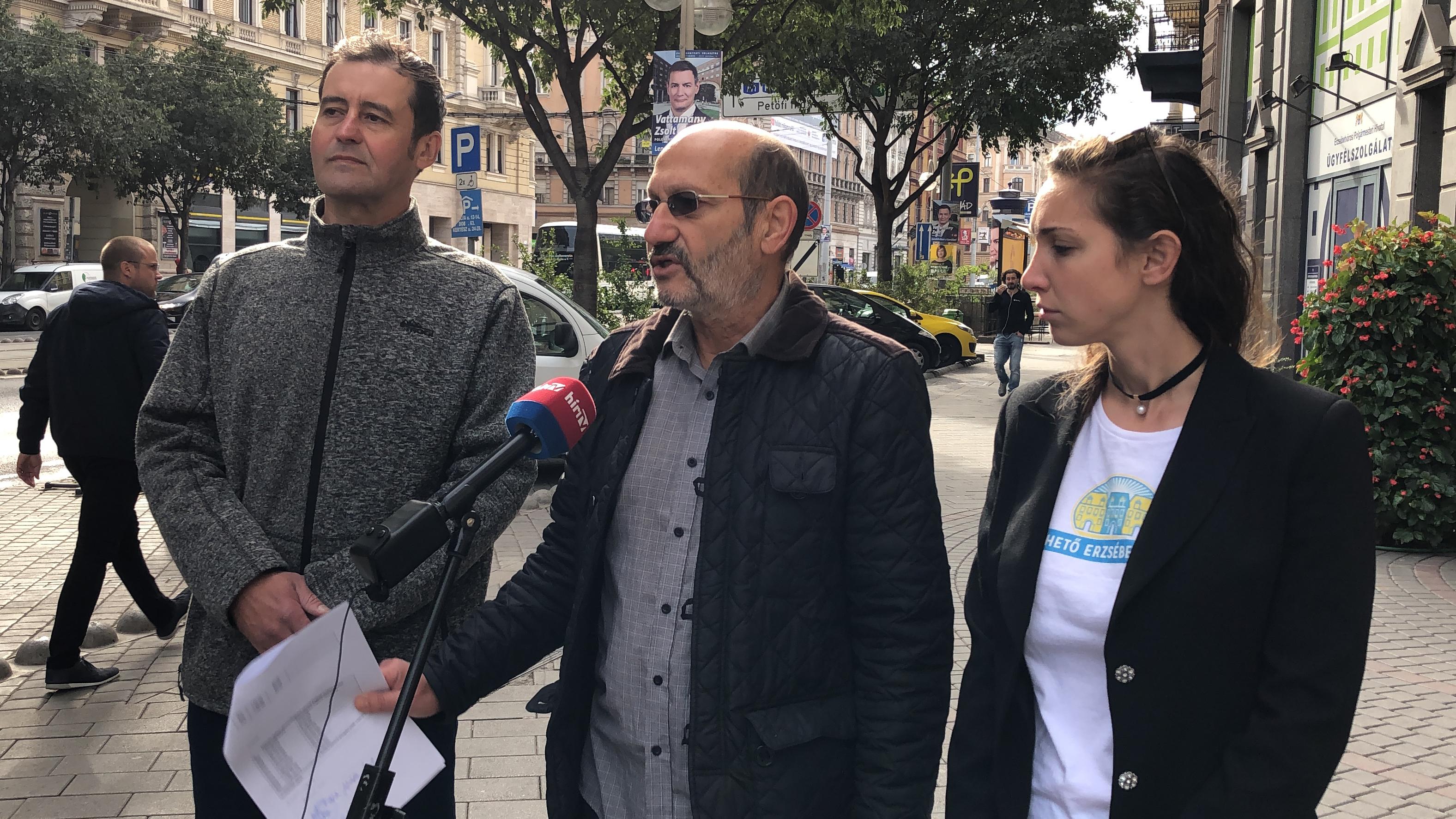 A Fidesz és az MSZP Erzsébetvárosban is összejátszott a centrumos parkolási vállalkozók érdekében