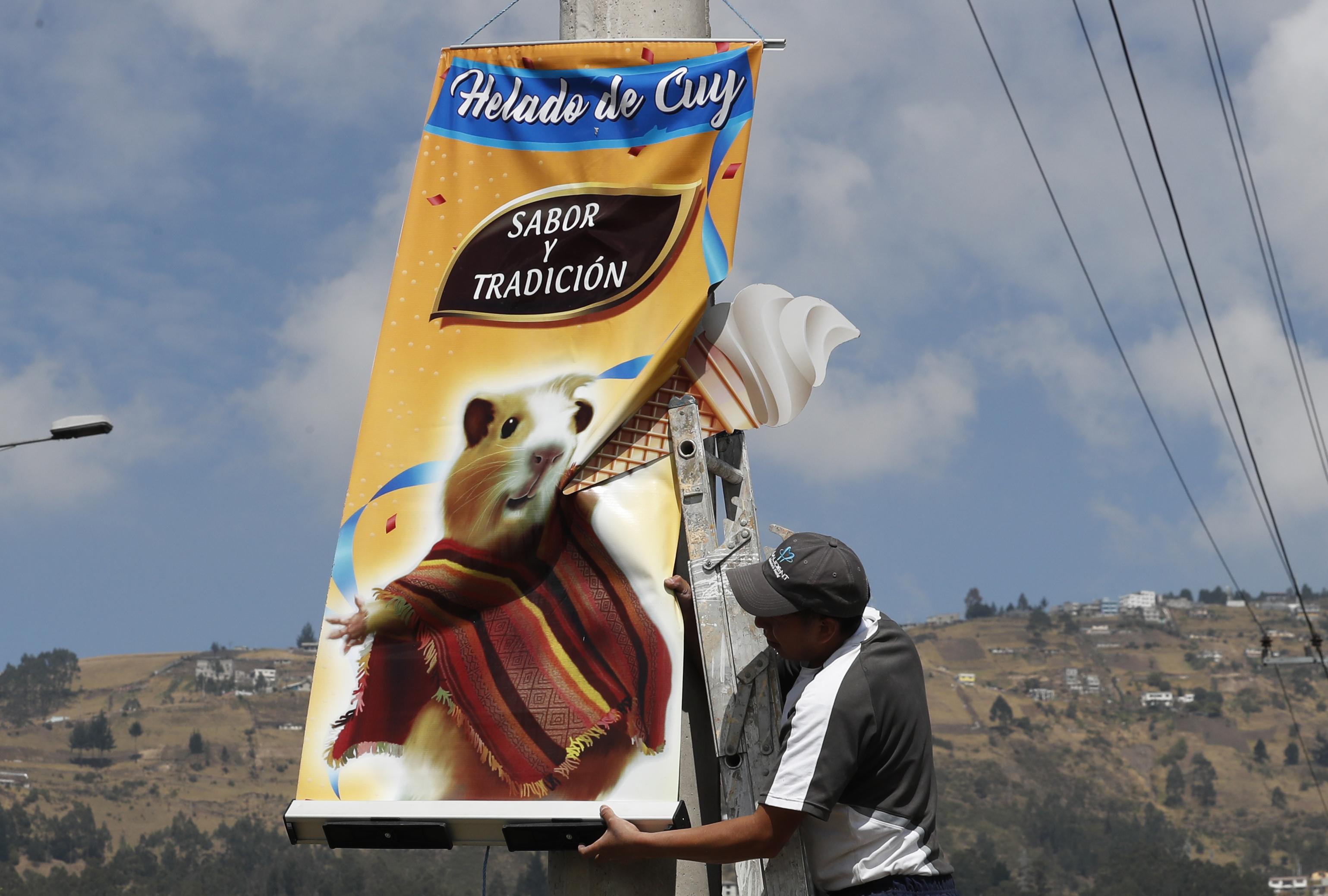 Tengerimalacból készült fagyit dobtak piacra Ecuadorban