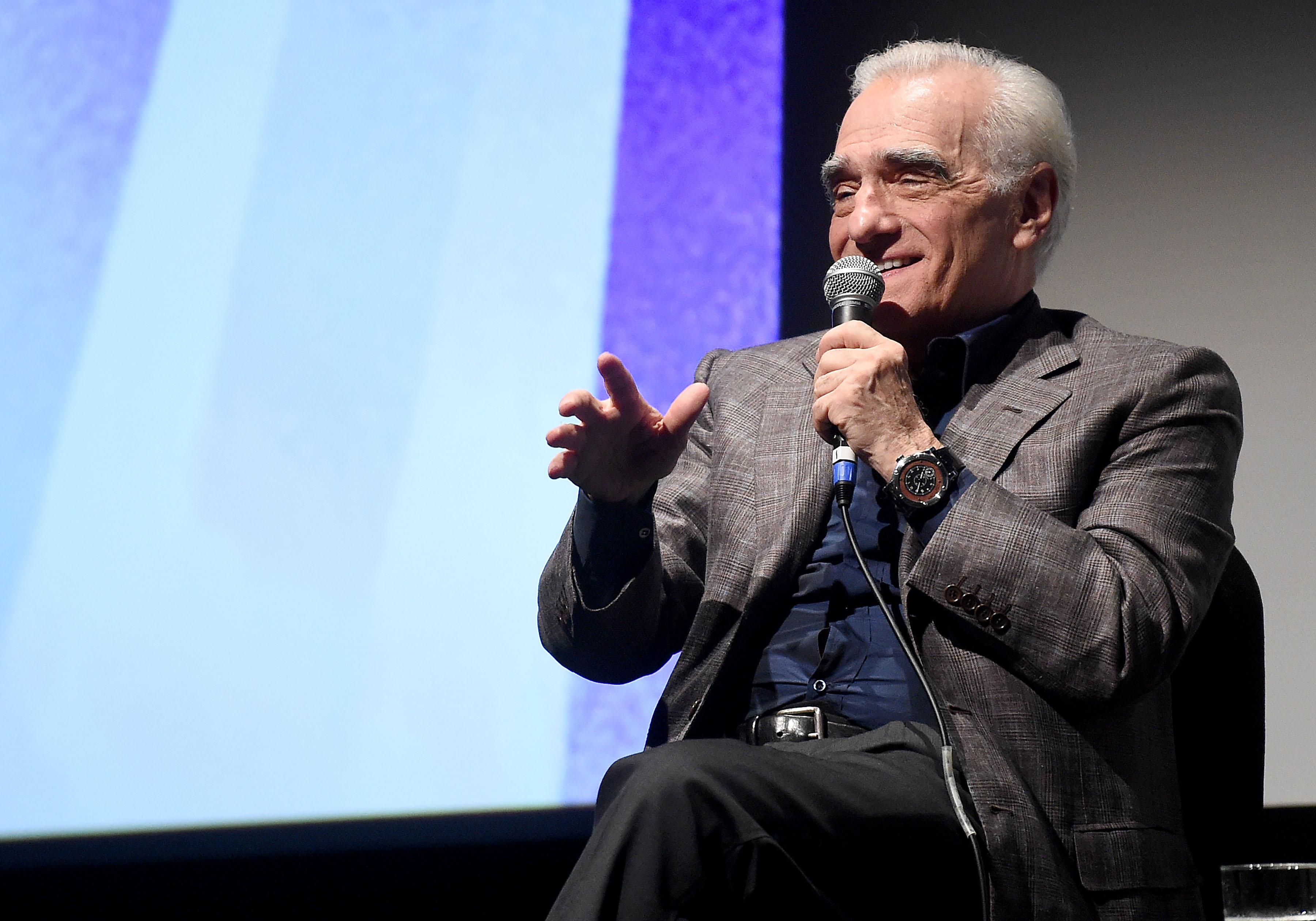 Scorsese szerint a Marvel-filmek nem filmek