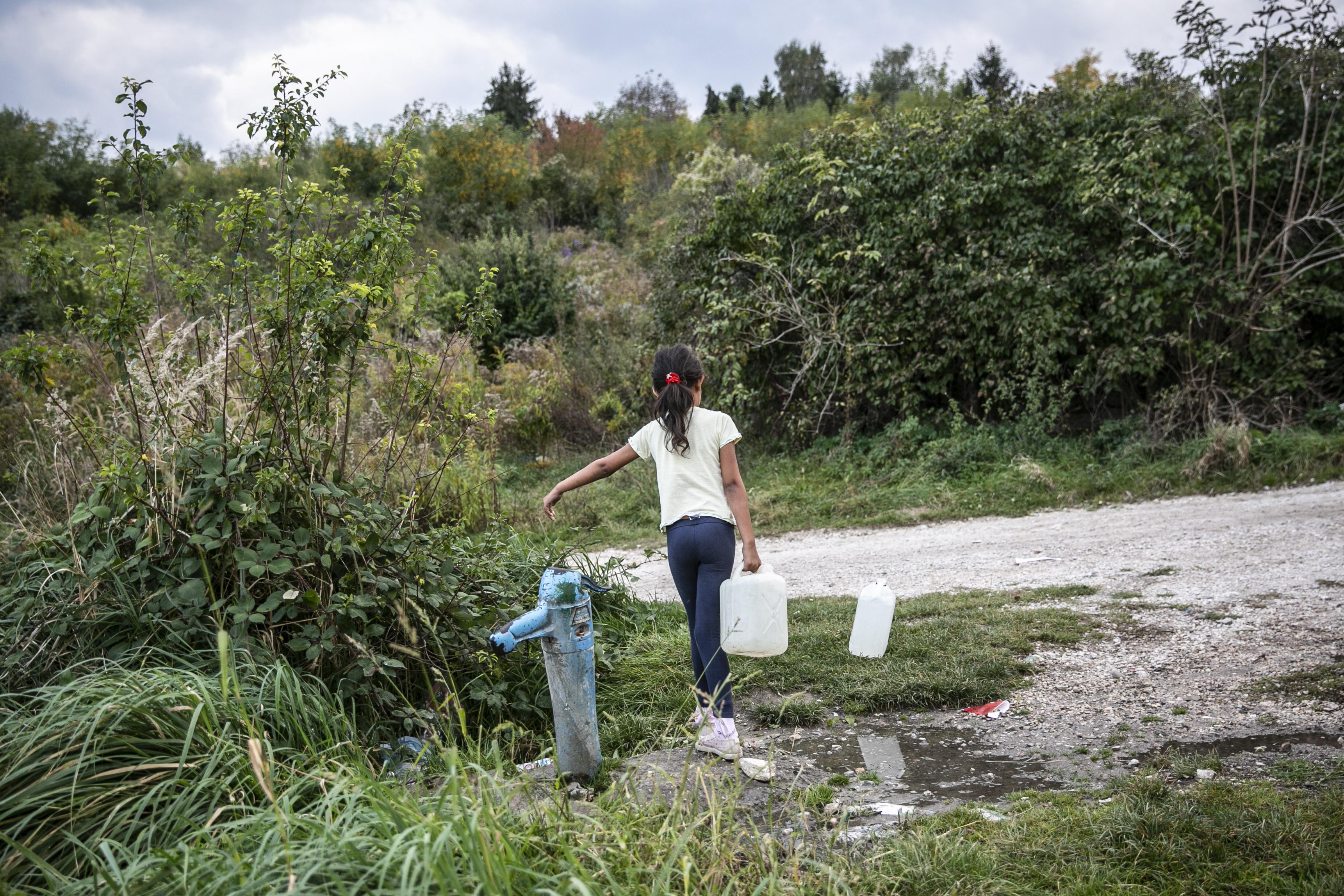 A munkanélküliek és a rendetlenek búcsút mondhatnak az ivóvíznek