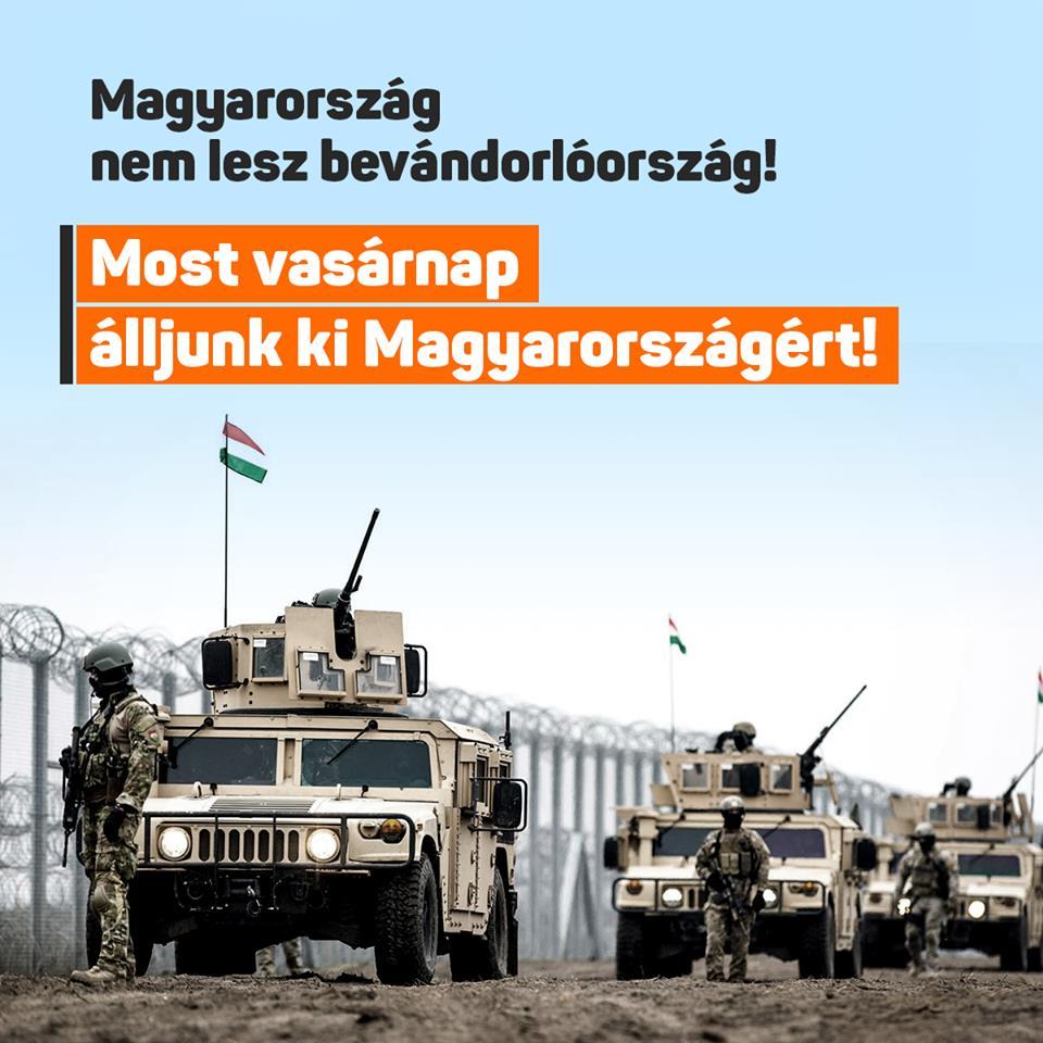 Fidesz: Arról szól az önkormányzati választás, hogy az ellenzék bevándorlóországgá teszi-e Magyarországot