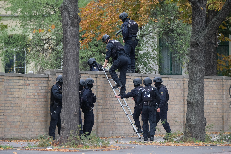 Lelőttek két embert egy német városban