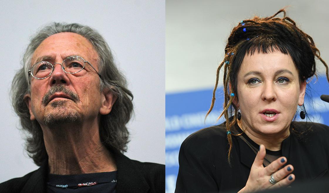 Olga Tokarczuk és Peter Handke kapták a 2018-as és 2019-es irodalmi Nobel-díjakat