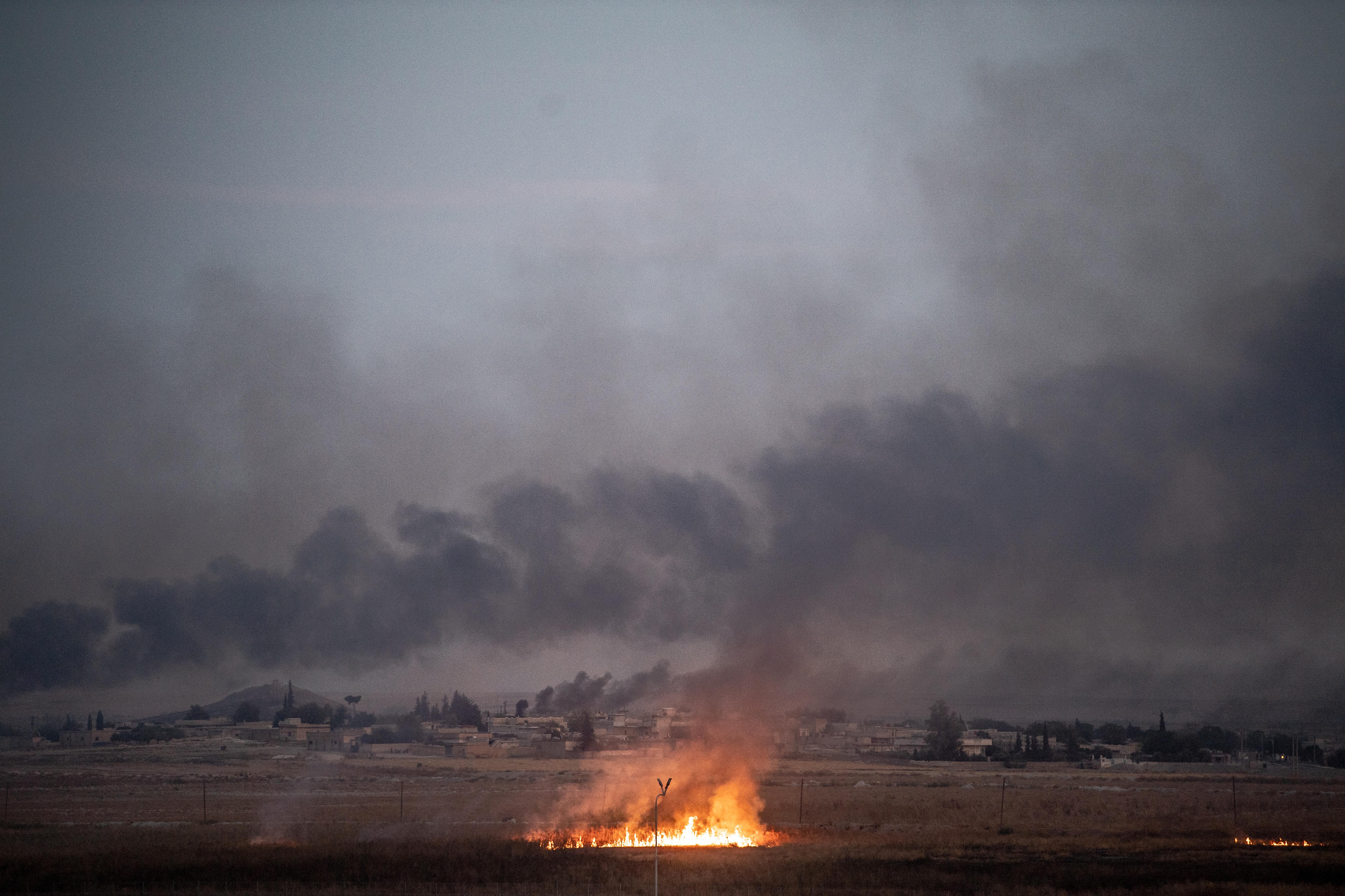 Újabb menekültáradatot okozhat a törökök szíriai offenzívája - figyelmeztettek az ENSZ Biztonsági Tanácsának európai tagjai