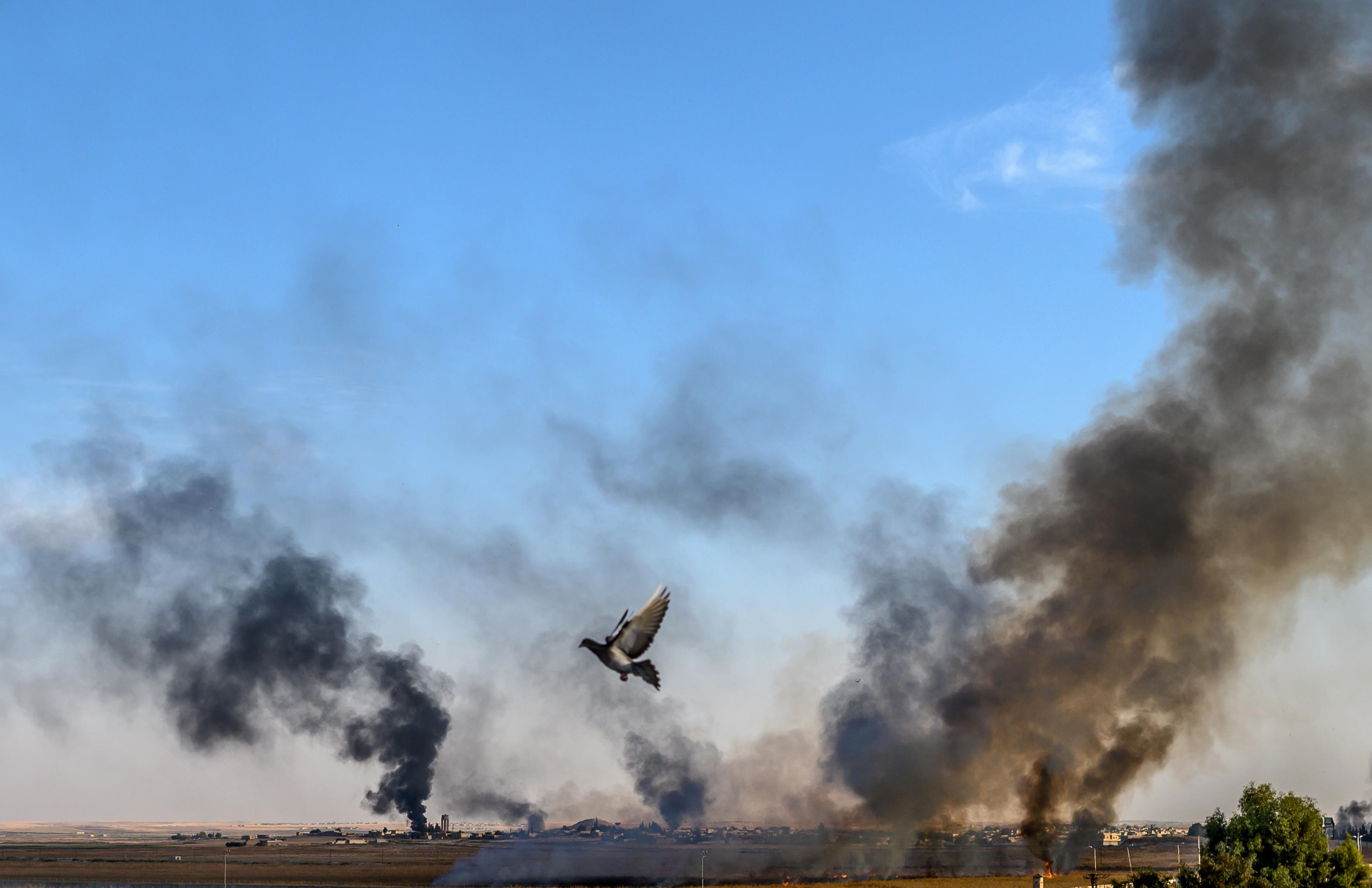 A New York Times szerint Oroszország májusban kórházakat bombázott Szíriában
