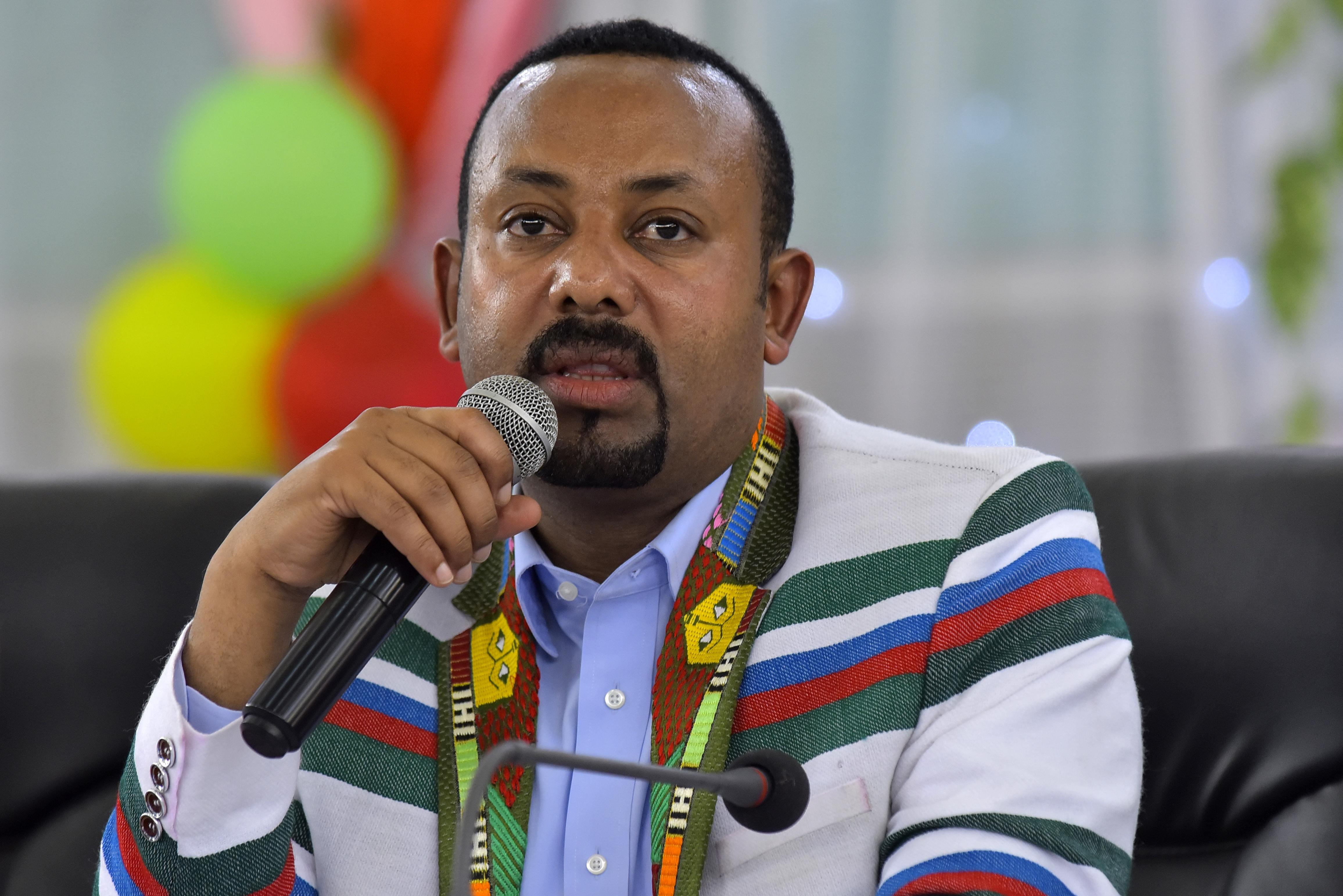 Ahmed Abij etióp miniszterelnök kapta az idei Nobel-békedíjat