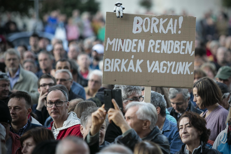 Borkai-ügy: Két nyomozást is indított a Nemzeti Nyomozó Iroda