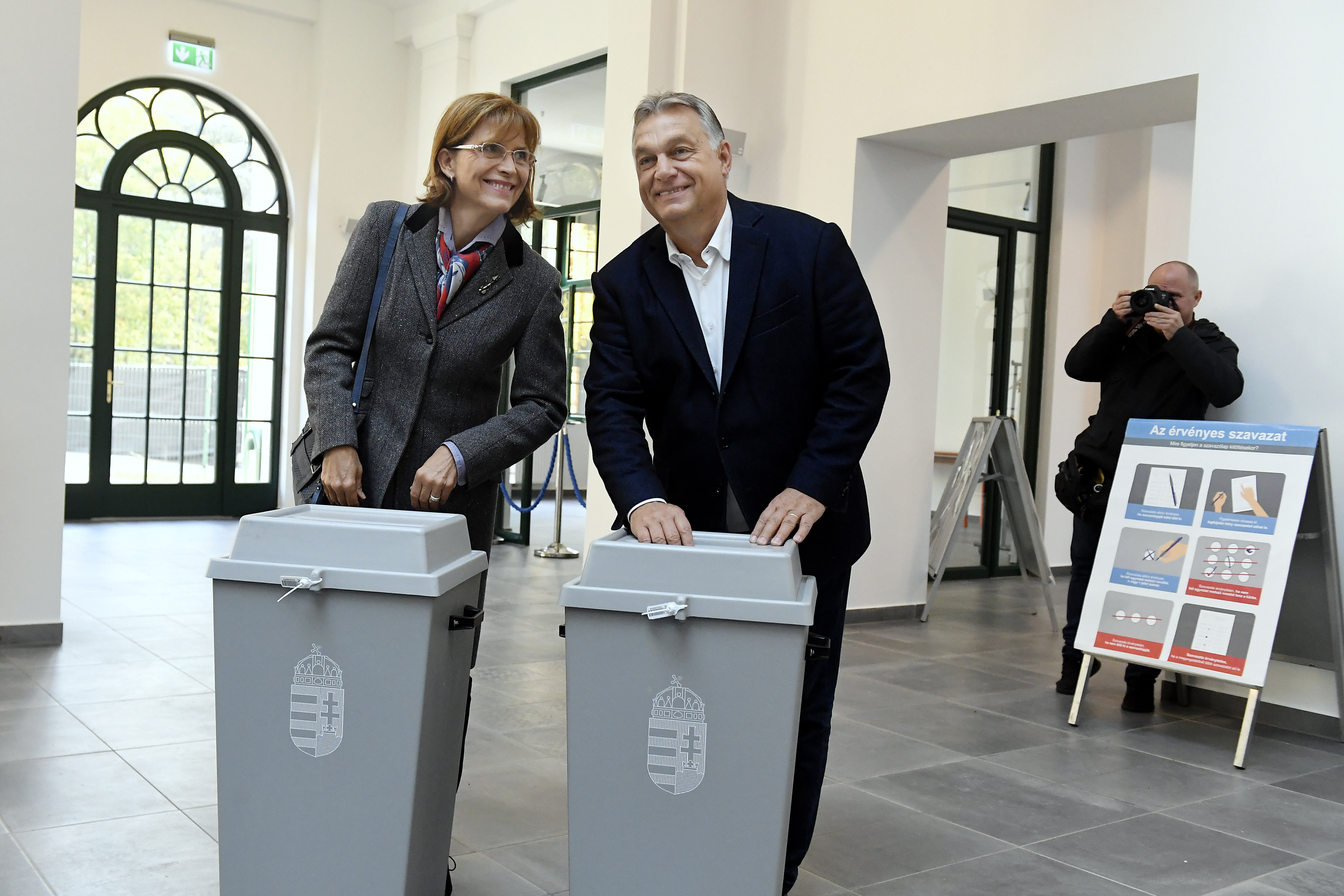 Blikk: A választási szabályok átírására készülhet a Fidesz
