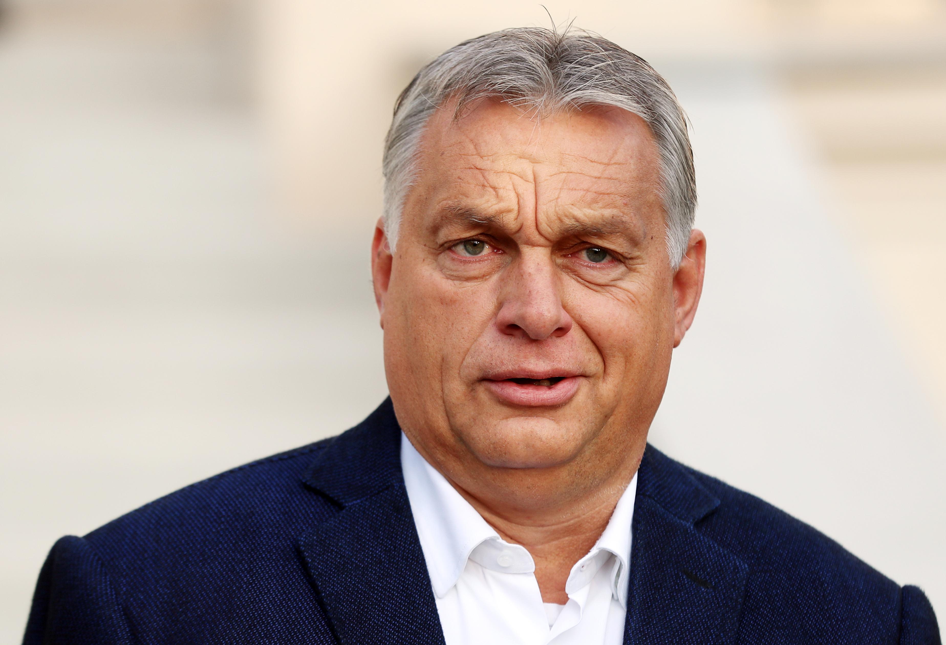 A Bálnán belül mond majd beszédet Orbán