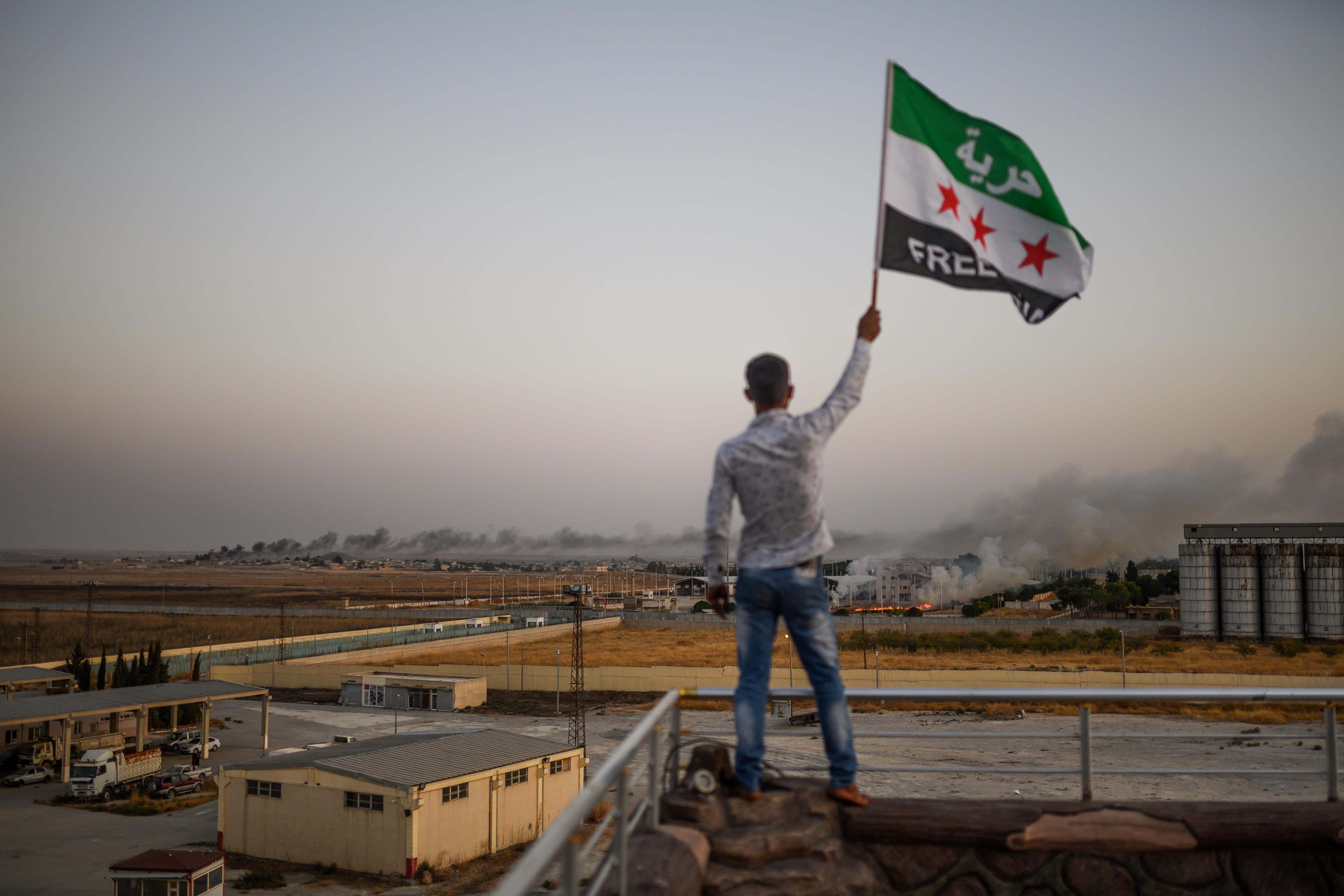 Ezer katonát von ki az USA Szíriából a török hadművelet miatt