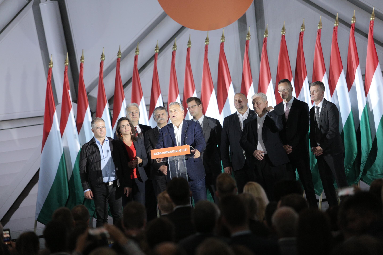 Orbán: Budapest vesztett egy főpolgármestert, én viszont nyertem egy kiváló tanácsadót