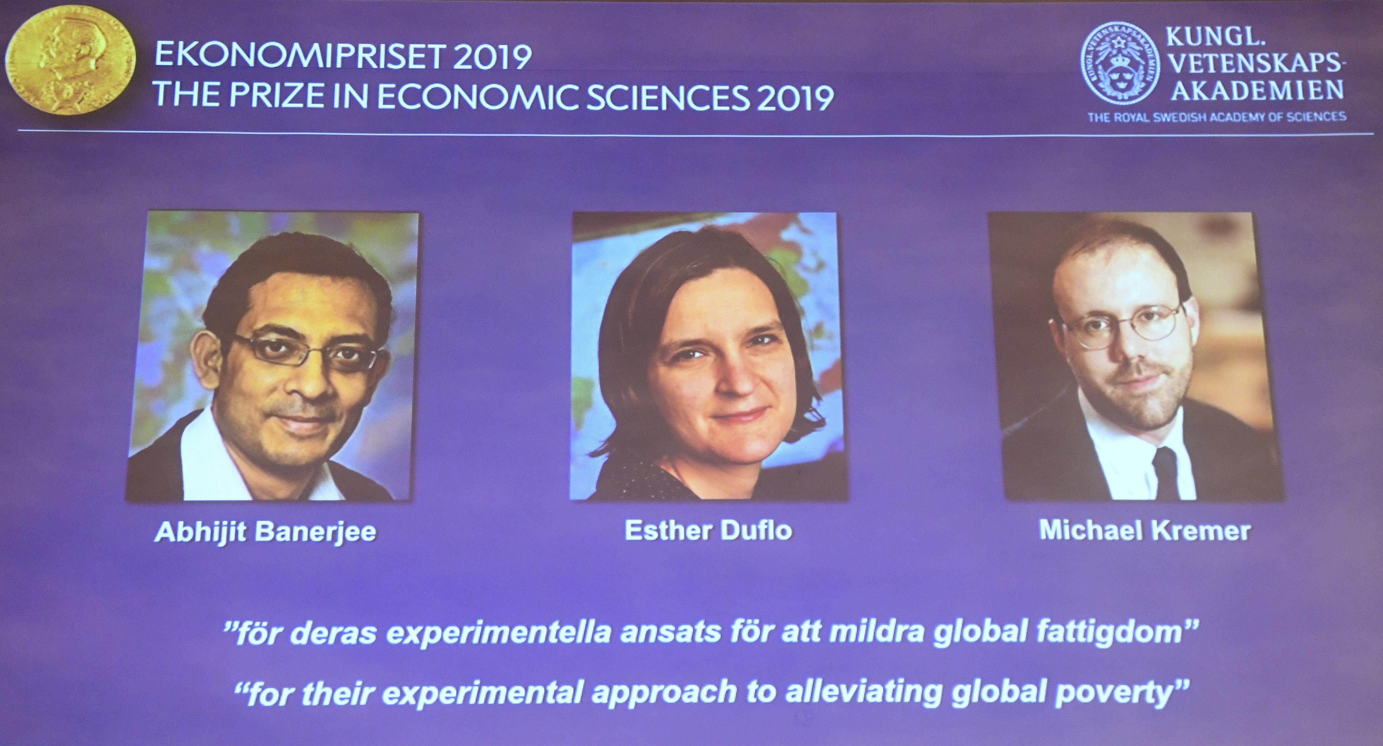A jövő közgazdászainak képzésére adják pénzüket az idei Nobel-díjasok