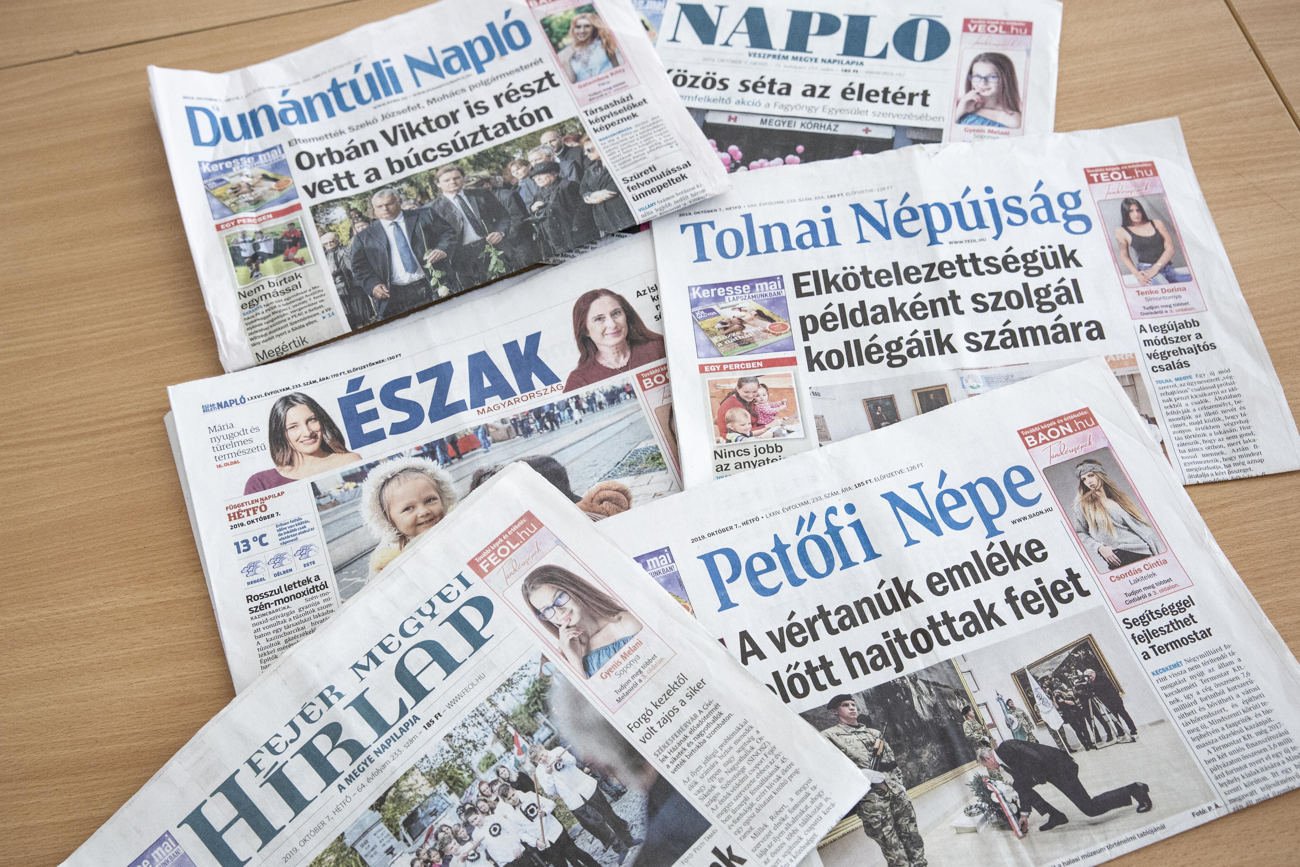 Akkorára nőtt a fideszes világ a magyar reklámiparban, hogy csak na