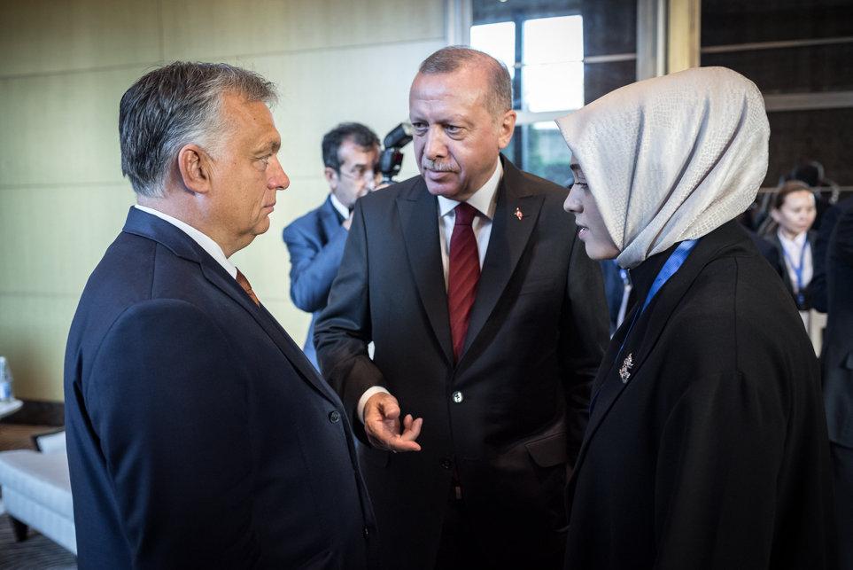 Tüntetésekkel várják Erdogan novemberi látogatását Budapesten