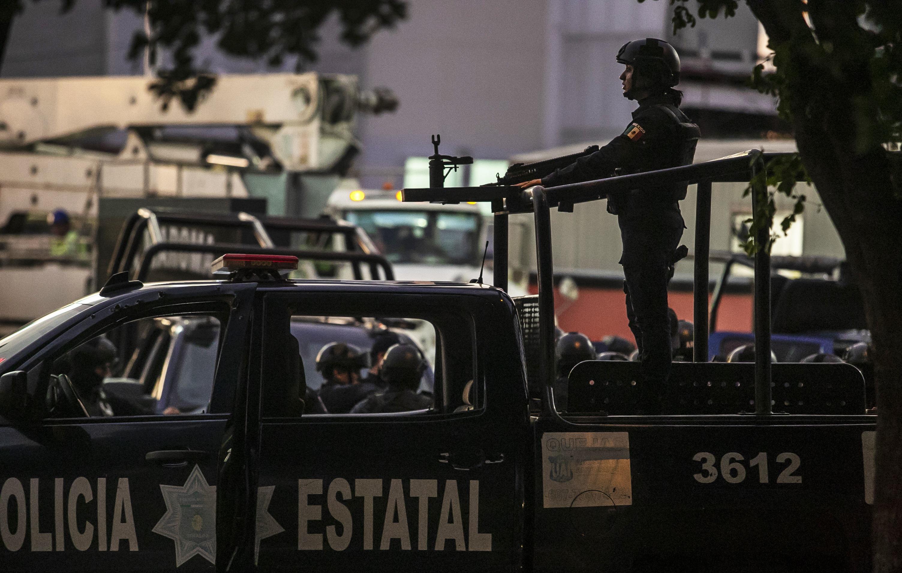 A nyílt utcán győzte le a drogkartell a mexikói vezetést