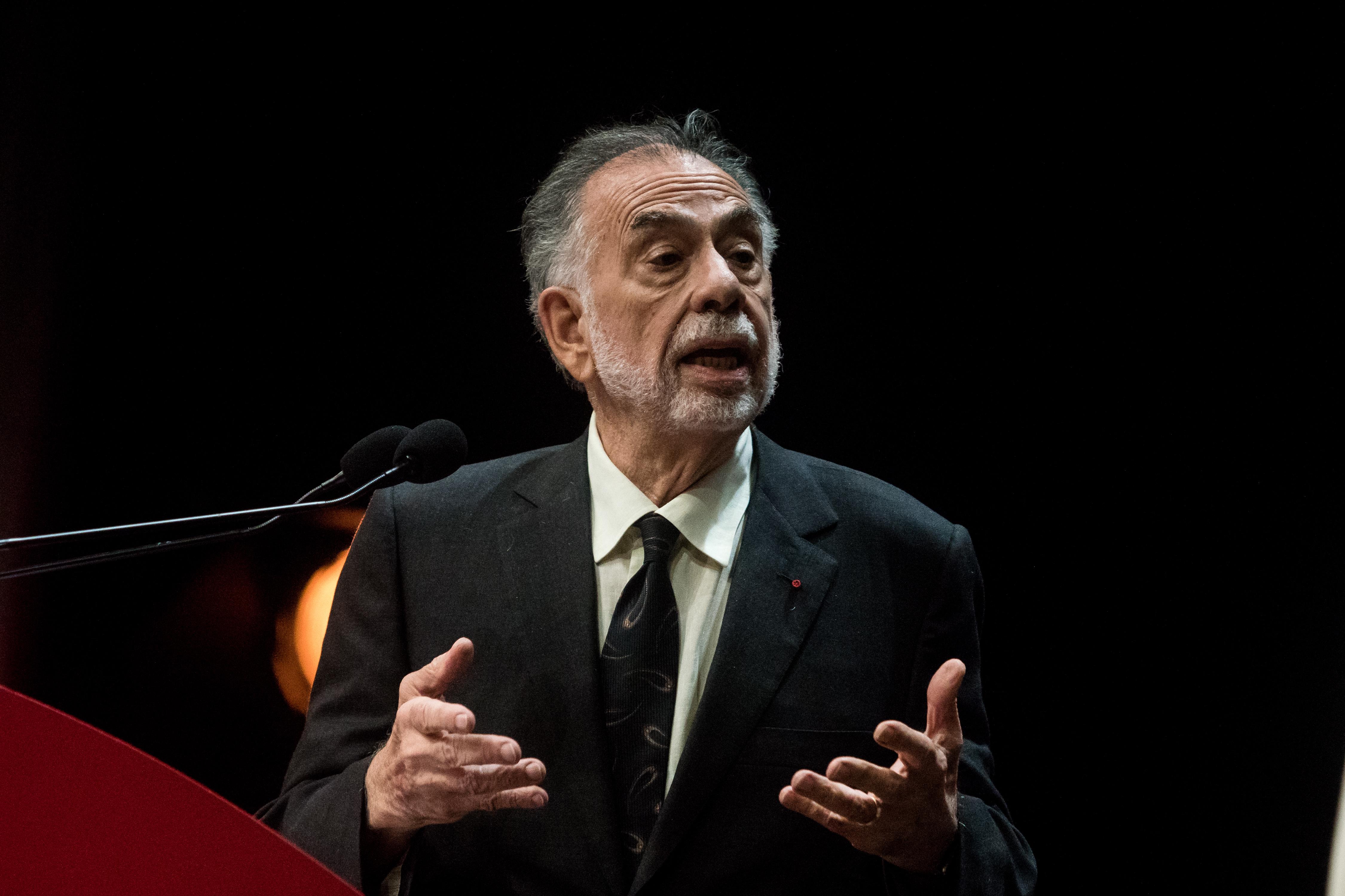 Francis Ford Coppola: A Marvel-filmek megvetendő produkciók