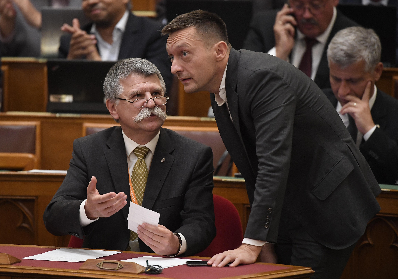 """Kövér: Az ügyészség """"a magyar szuverenitás egyik fontos tartóoszlopa"""""""
