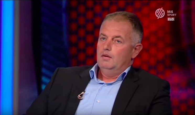 Az NBI-es Kisvárda focimindenese: Ide a világ végére nem fog lejönni értelmes magyar játékos