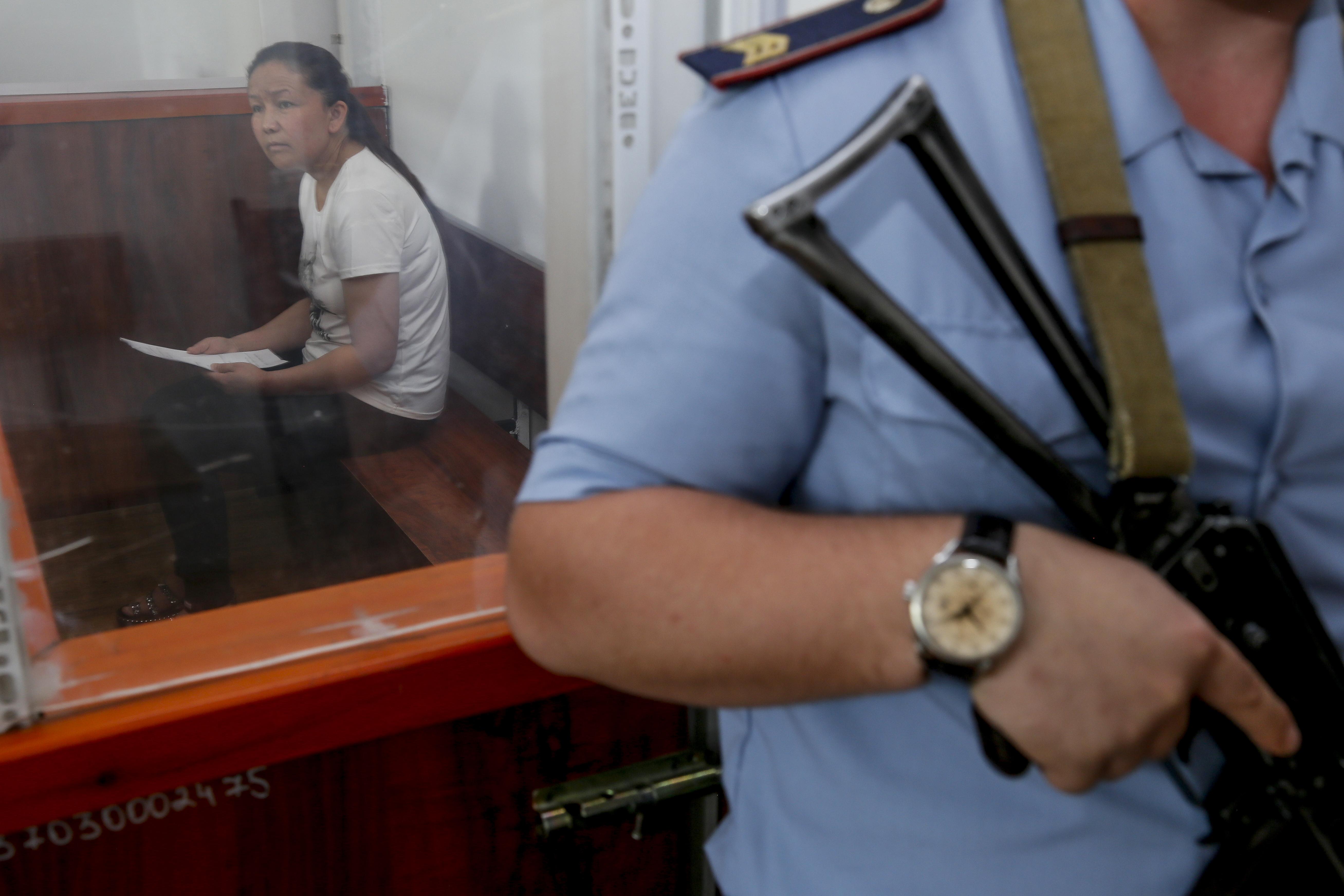 Ez a nő mondta el a legtöbbet arról, mi történik a kínai átnevelőtáborokban