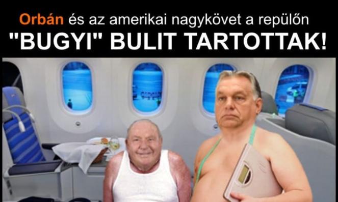 Orbán Viktor és az amerikai nagykövet homoszexuális aktusára célozgató mémet posztolt a szekszárdi MSZP (frissítve!)