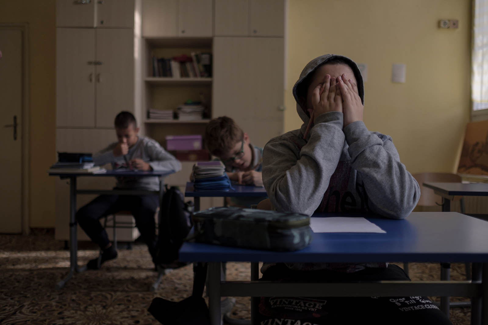 Egyre több európai gyerek küzd mentális problémákkal