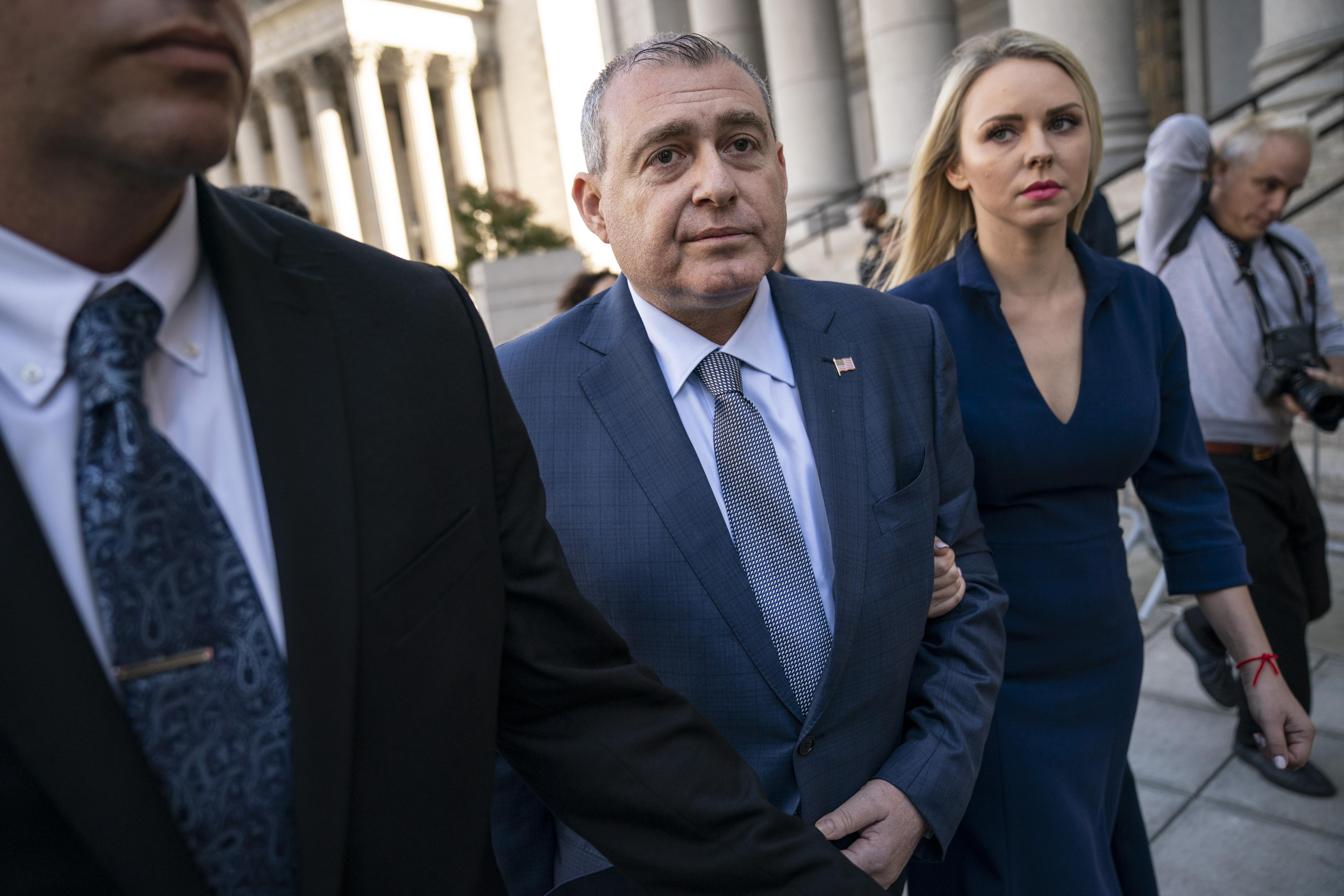 Rudy Giuliani letartóztatott üzlettársa kész együttműködni a hatóságokkal