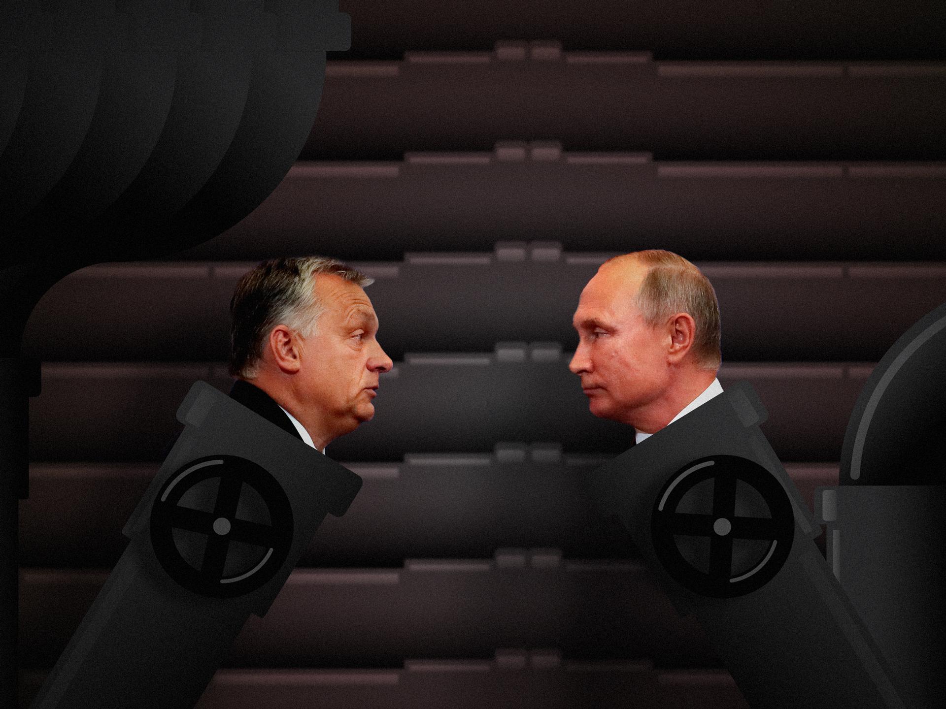 Szerbia felől hoznának ide rengeteg gázt az oroszok