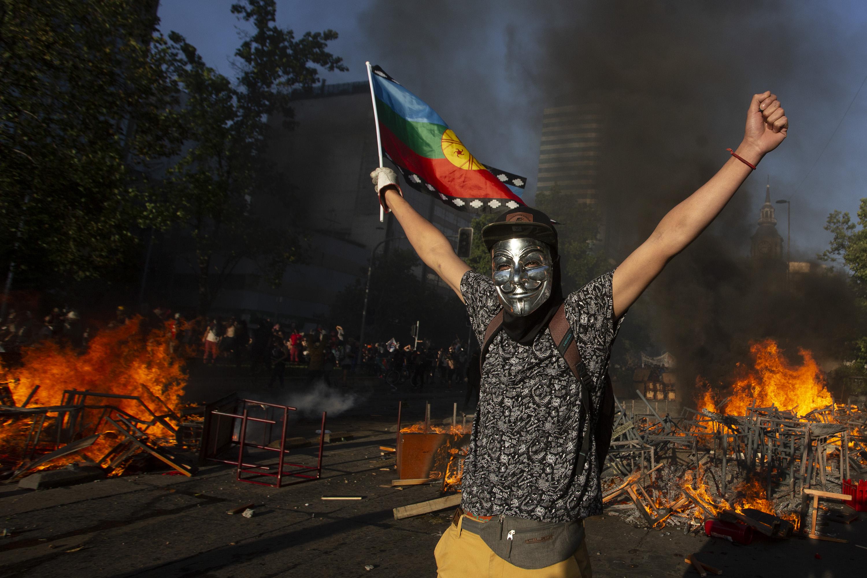A tüntetések miatt Chile nem rendezi meg az ENSZ nagy klímakonferenciáját decemberben