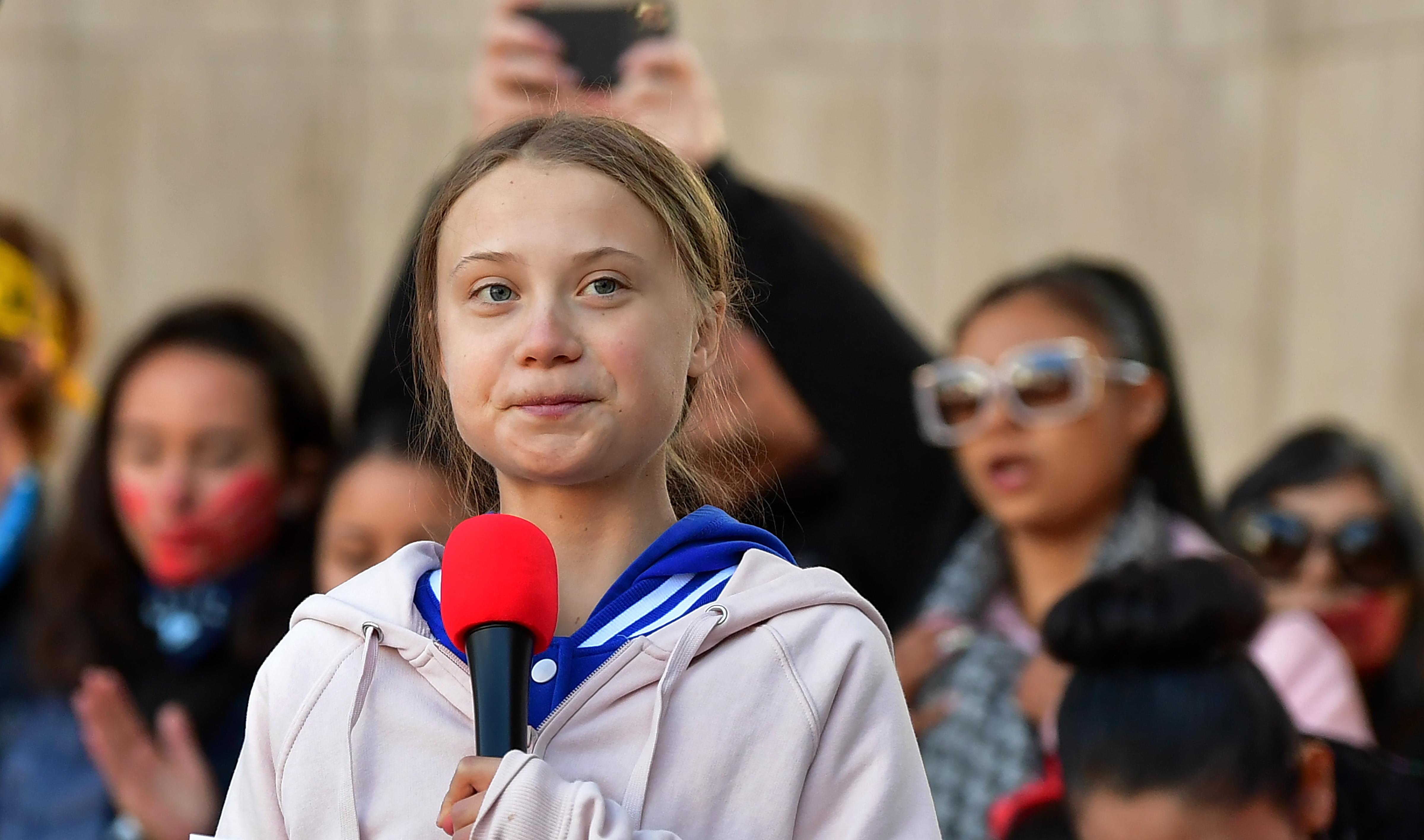Tudtad, mi Greta Thunberg második keresztneve?