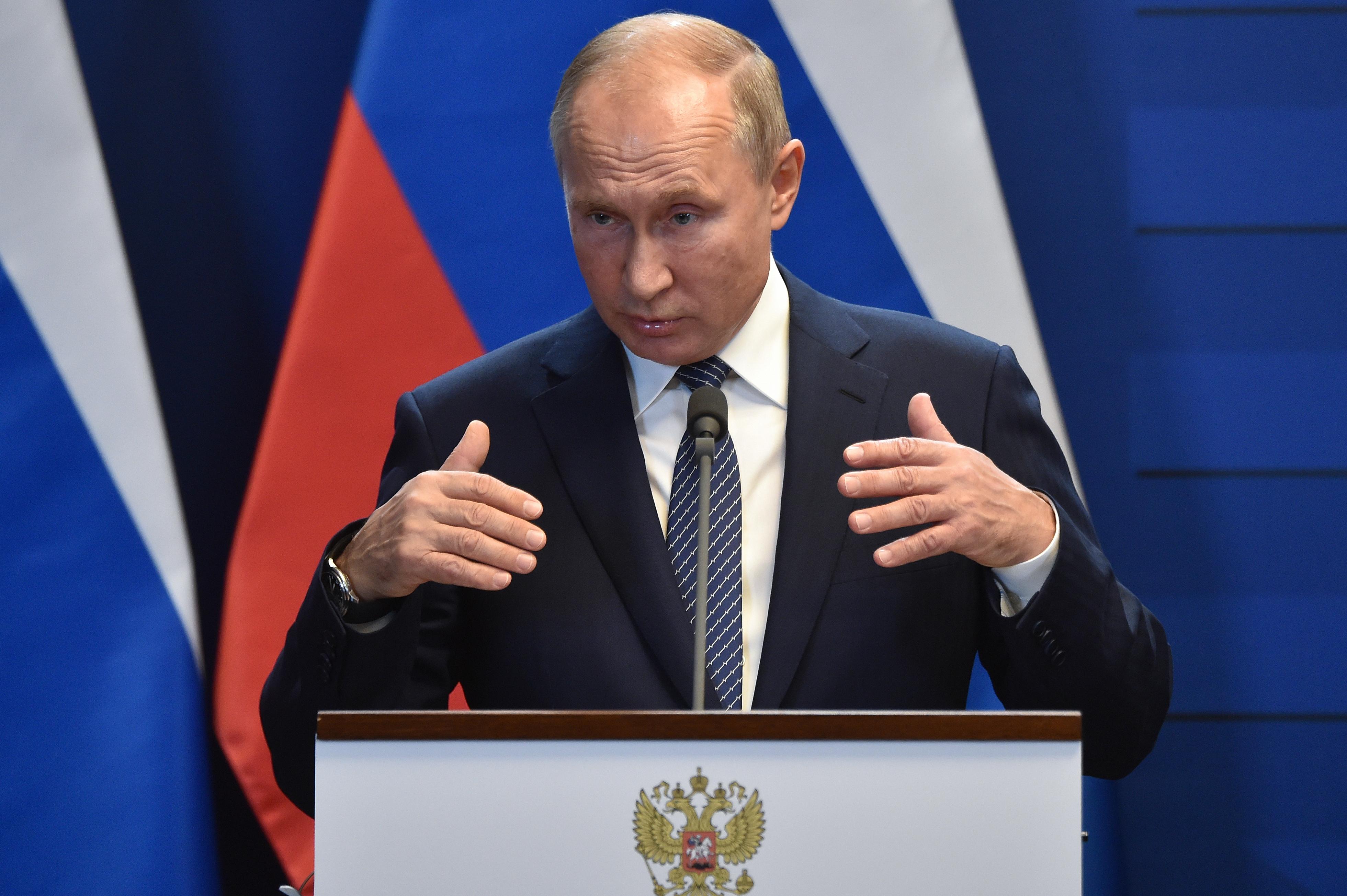 Putyin: Oroszországnak olyan fegyverei vannak, amiknek nincs párjuk külföldön