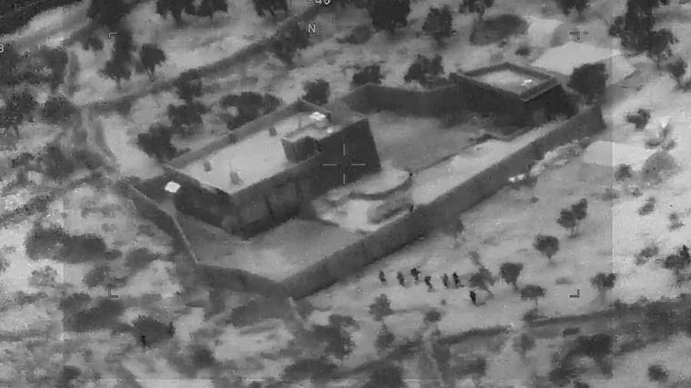 Videókat hozott nyilvánosságra az amerikai hadsereg az al-Bagdadi elleni rajtaütésről