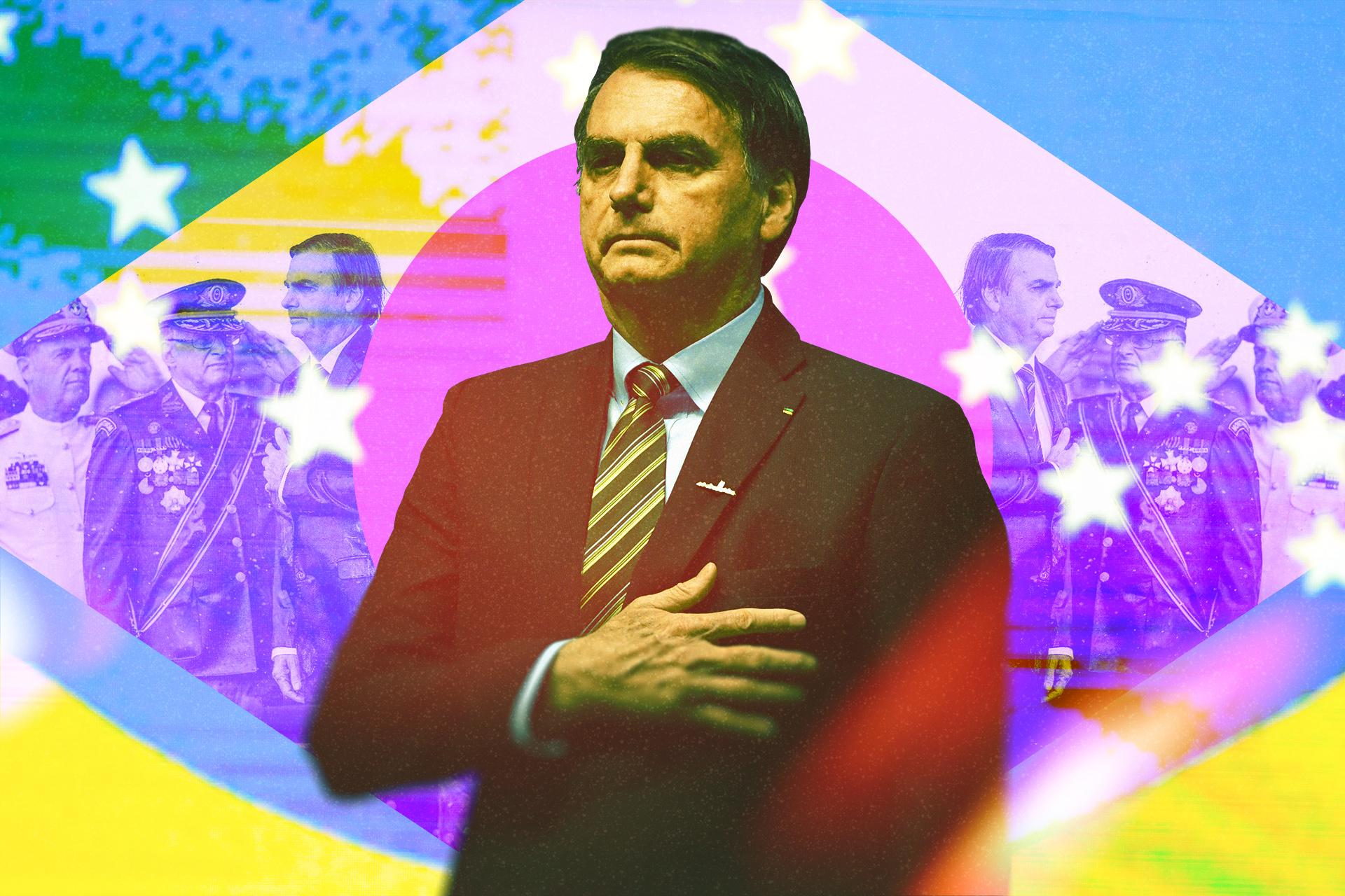 Miért választotta Brazília a múlt emberét?