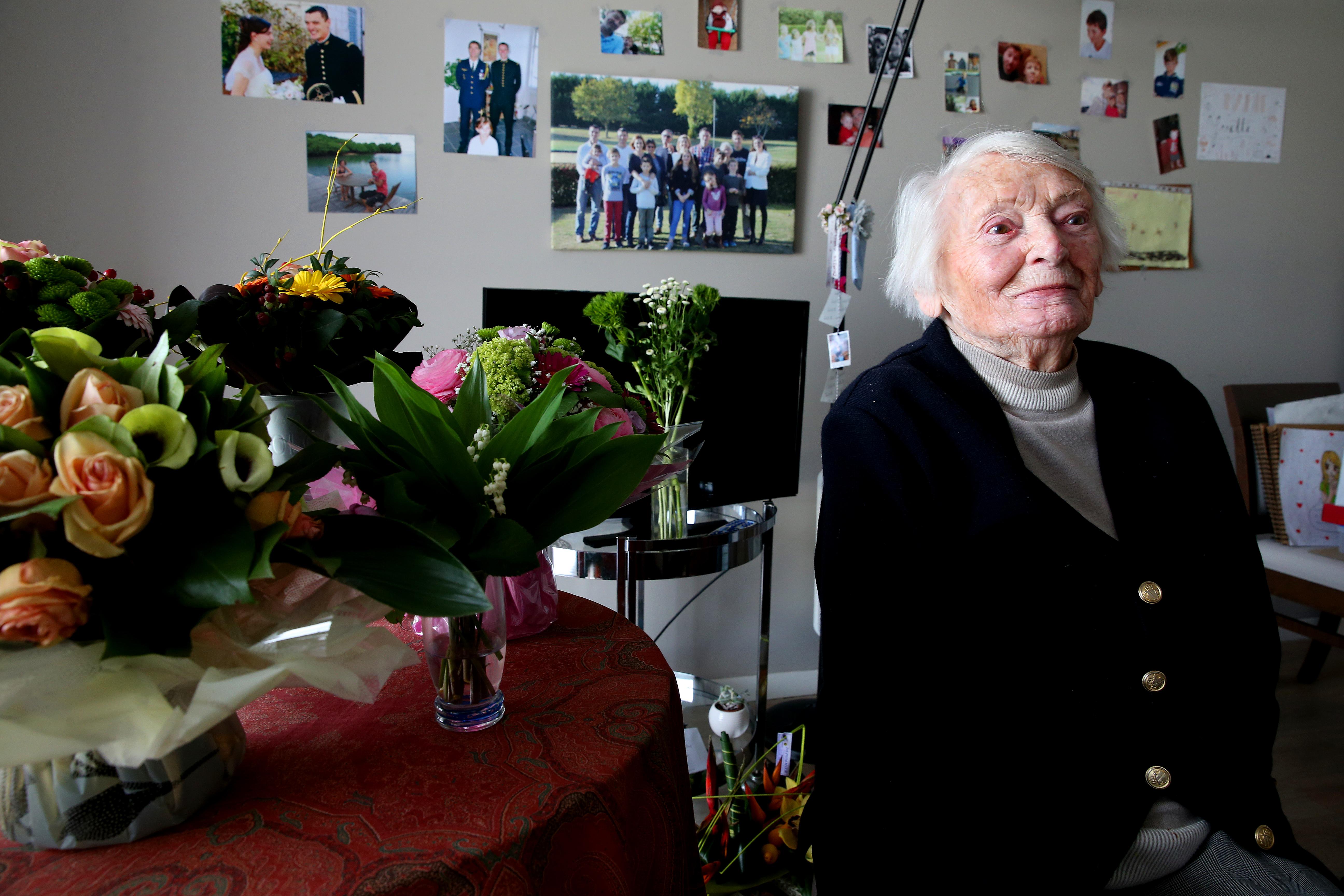 Meghalt Yvette Lundy, a francia ellenállás nagyasszonya