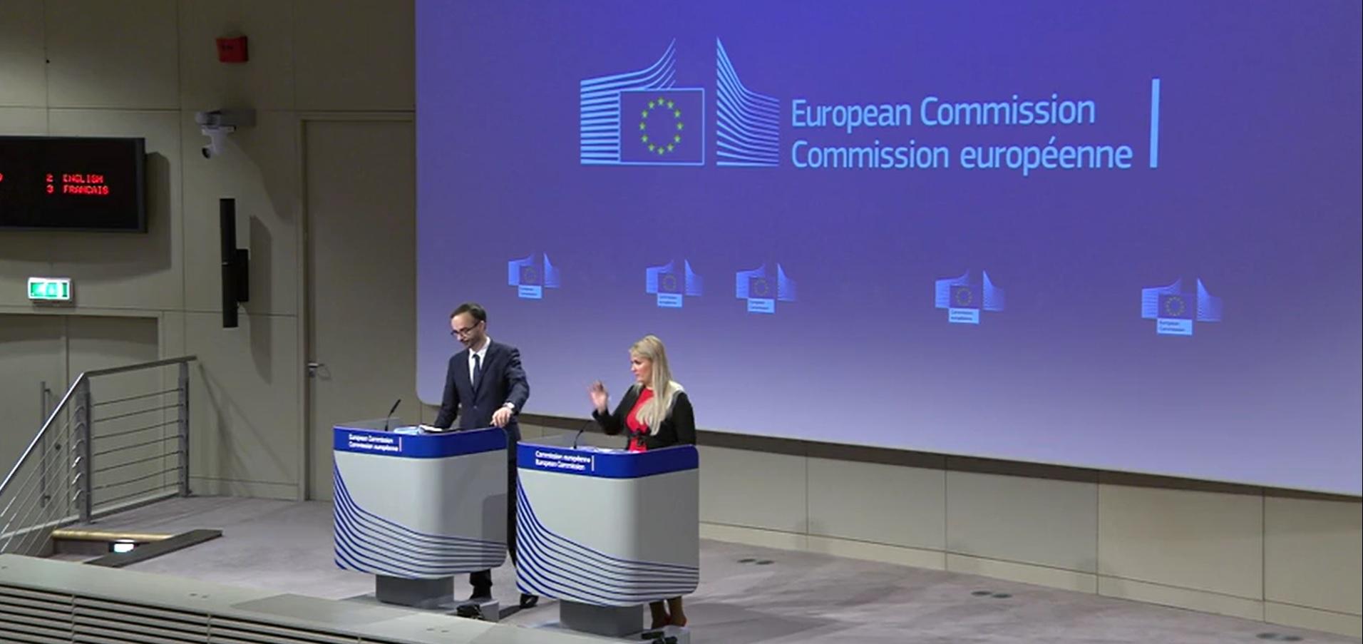 A magyar agrárbárókról szóló cikk miatt kellett magyarázkodniuk az Európai Bizottság szóvivőinek