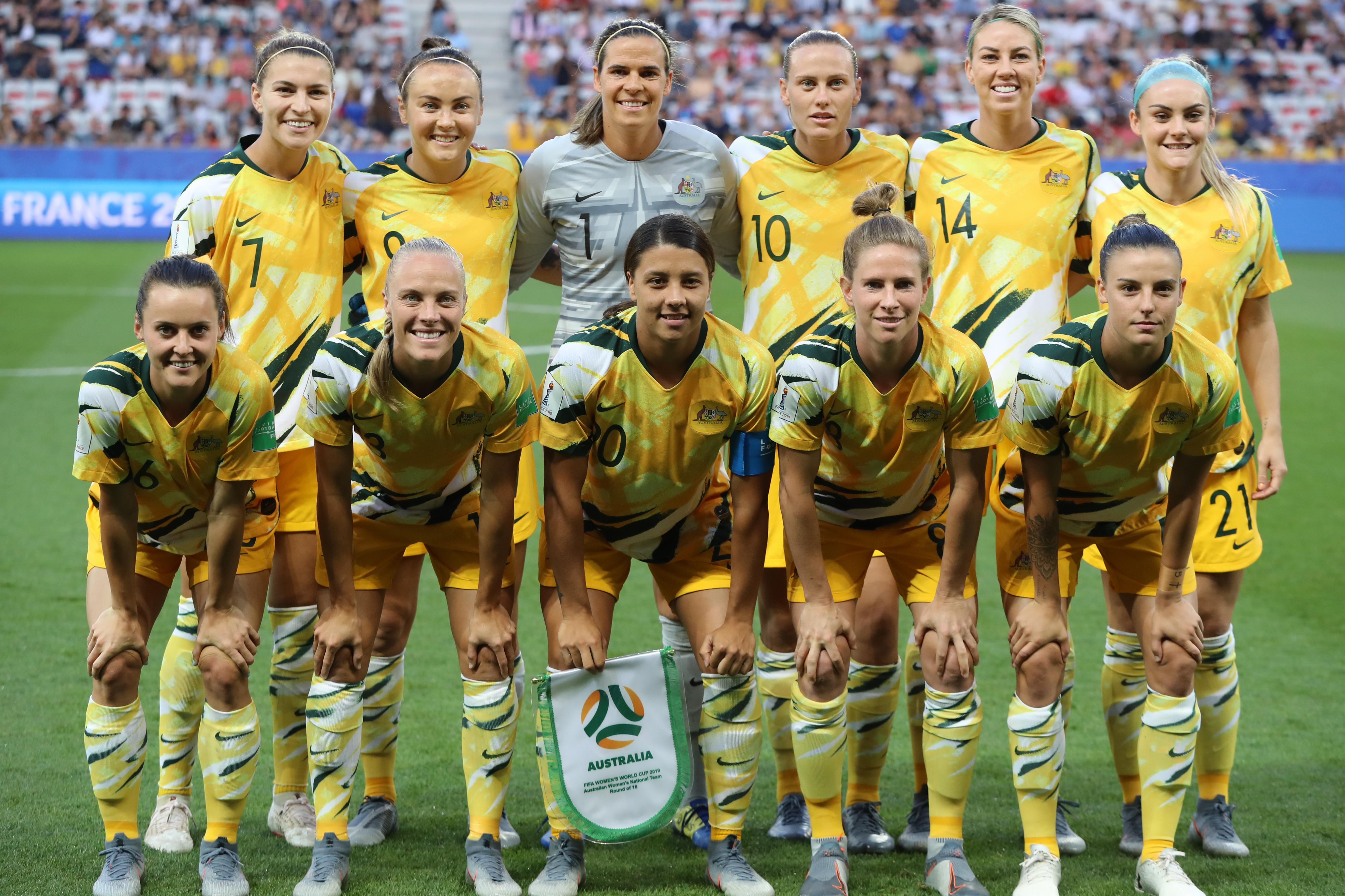 Egyenlő meccsprémiumot harcolt ki az ausztrál női fociválogatott