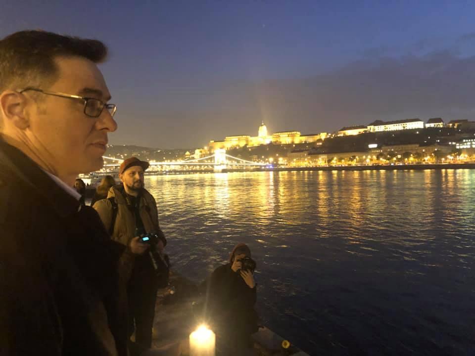 Karácsony Gergely: Elnyomó diktátor érkezett Budapestre
