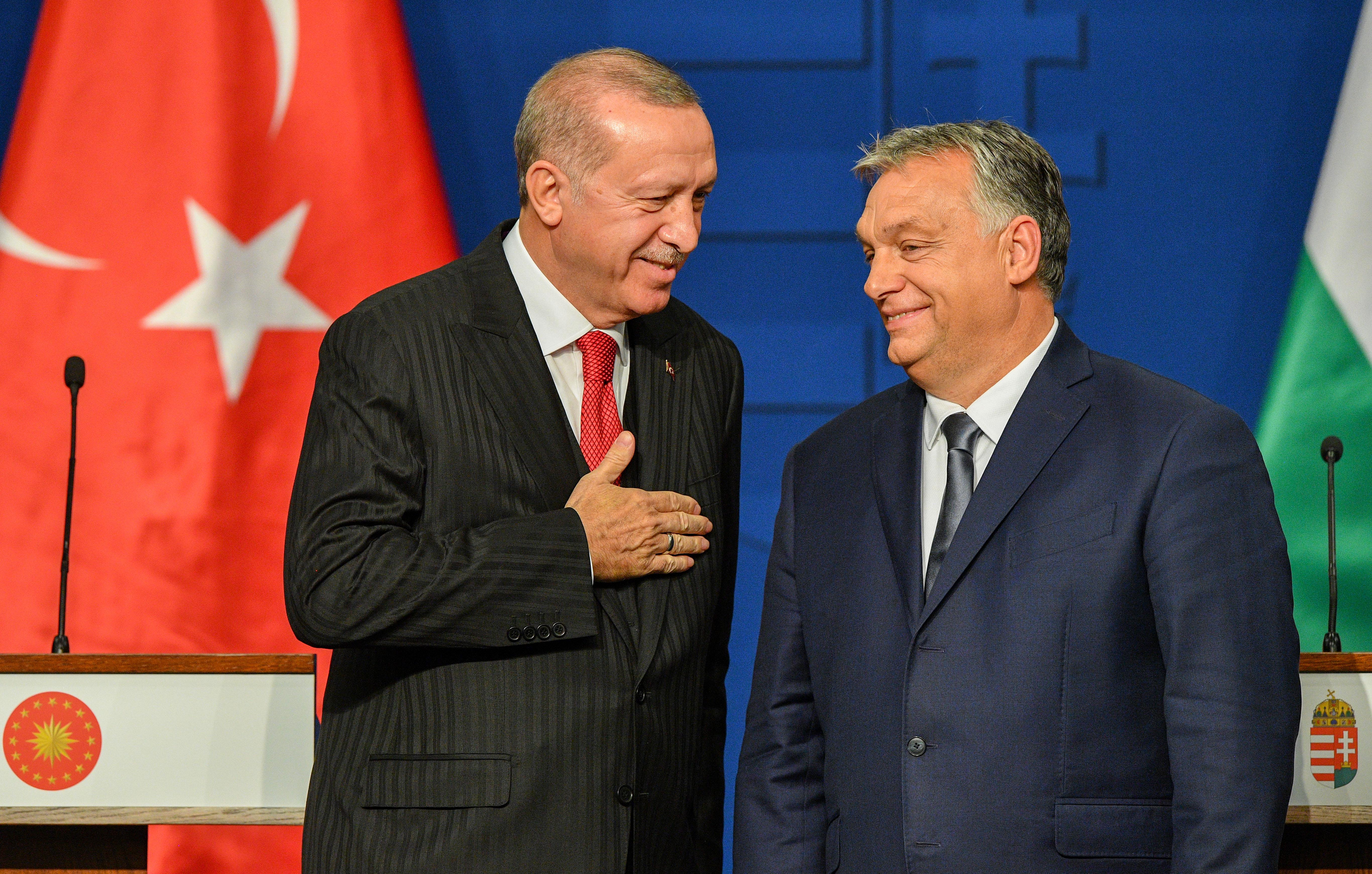 Nem csak a budapestieket, hanem egész Európát megvárakoztatta Erdogan és Orbán találkozója