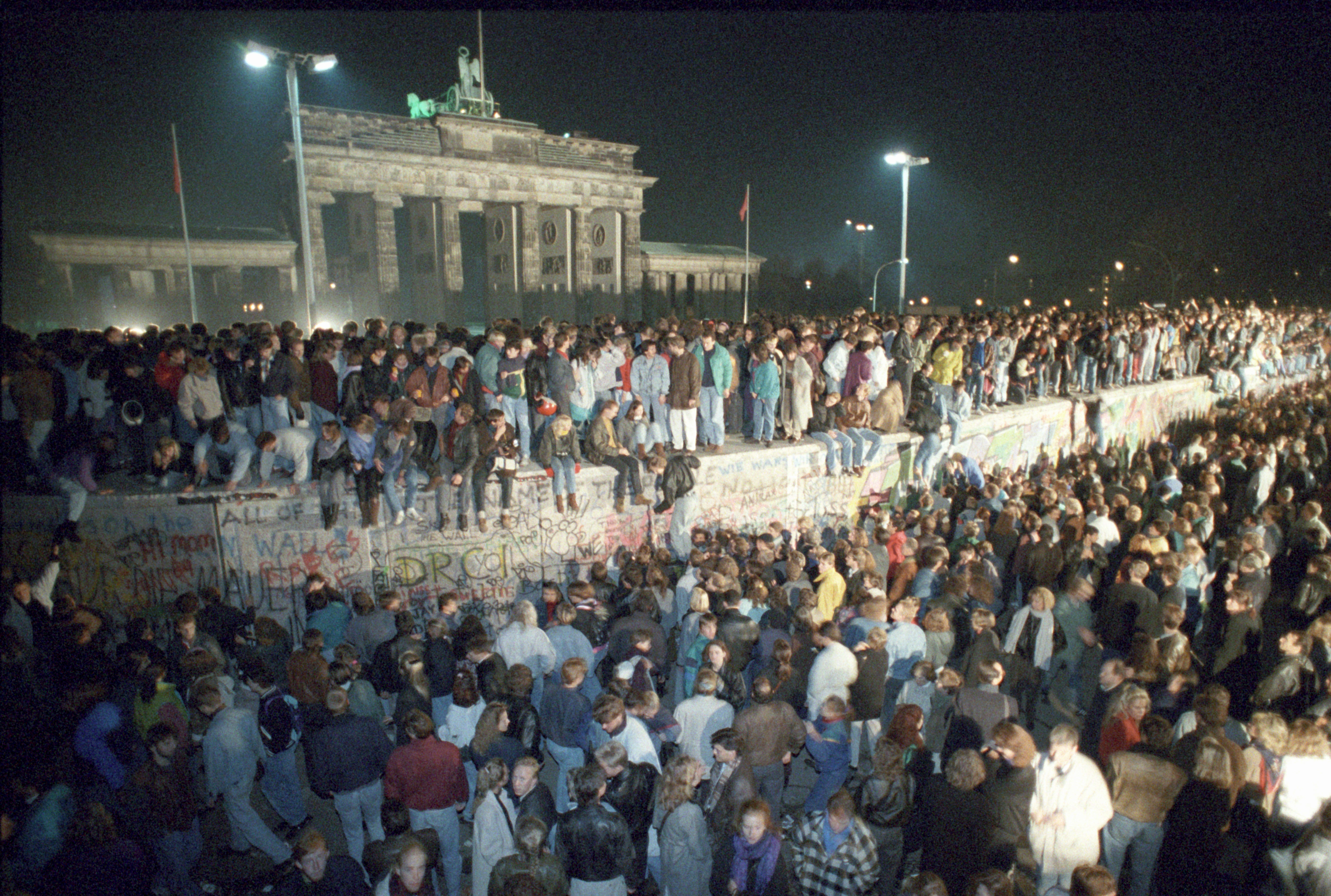 """""""Irigy voltam a berliniek boldogságára, mert 1989 nekünk a katasztrófa előestéje volt"""""""