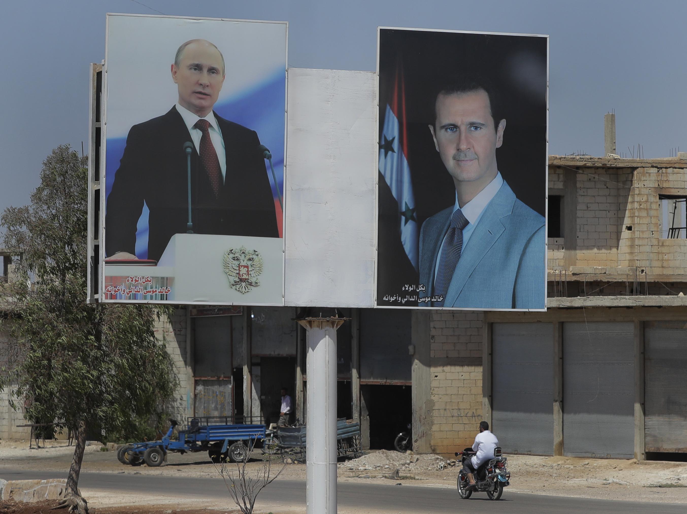 Aszad szerint 2021-ben bárki elindulhat ellene a választásokon