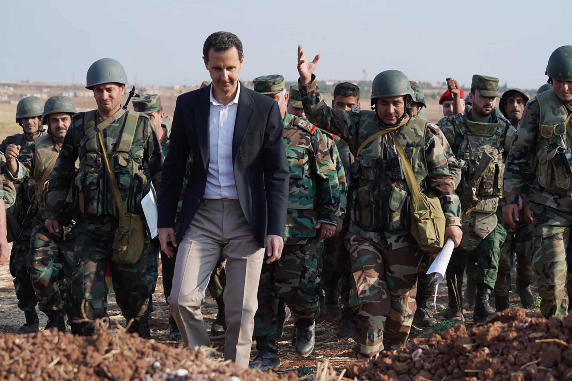 Jóváhagyta Bassár el-Aszad indulását a szíriai elnökválasztáson az ország alkotmánybírósága