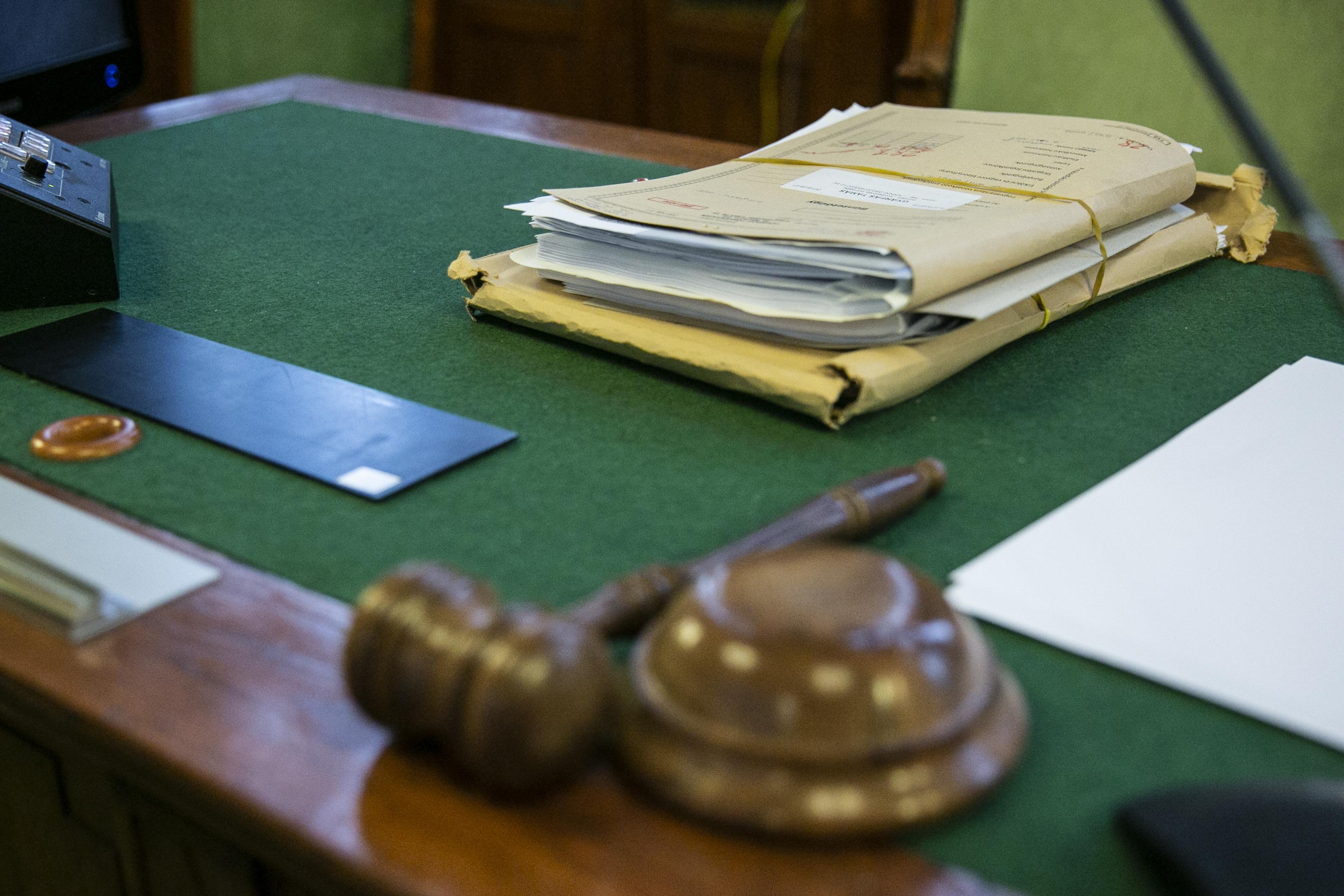 Hétfőtől leállnak a bíróságok is