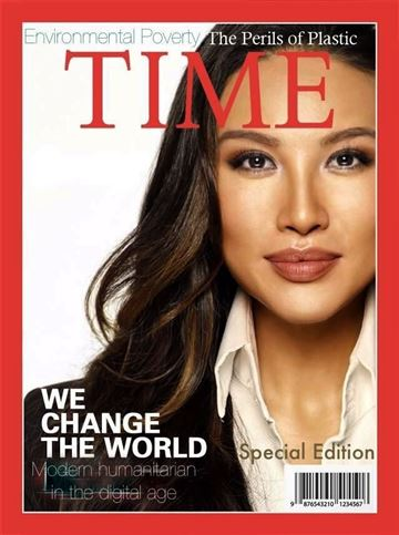 Az amerikai külügy vezető tisztviselője nemcsak összevissza hazudott az önéletrajzában, de még egy kamu Time címlapot is kreált mellé