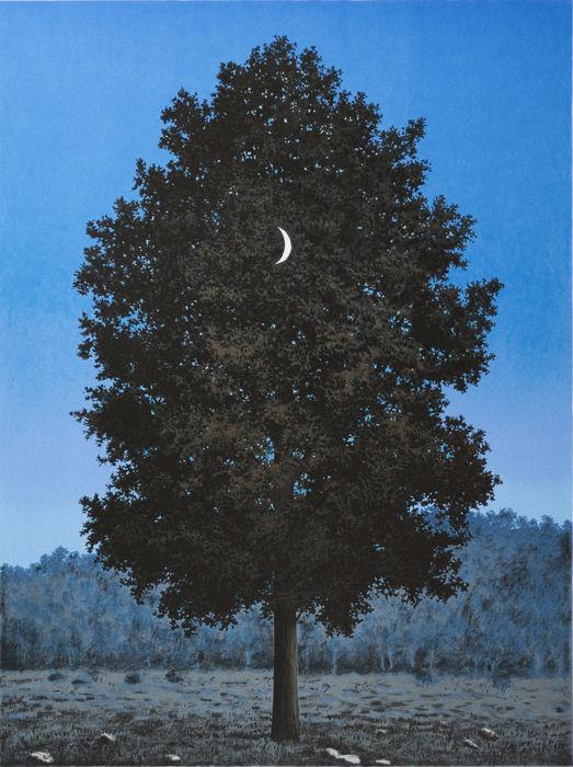 Közel 20 millió dollárért kelt el Magritte egyik festménye