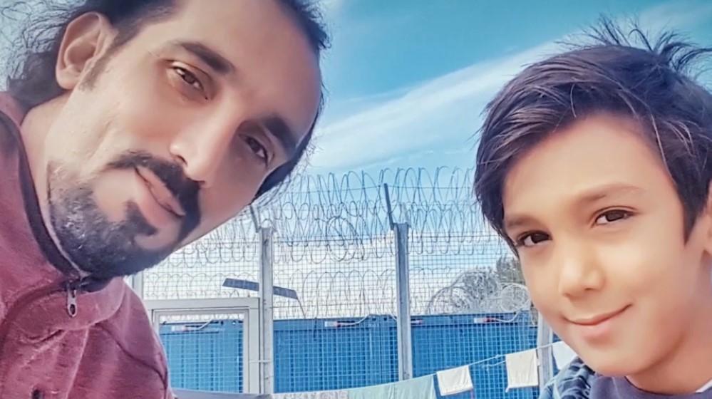 11 hónapja van a röszkei tranzitzónában a 10 éves iráni fiú