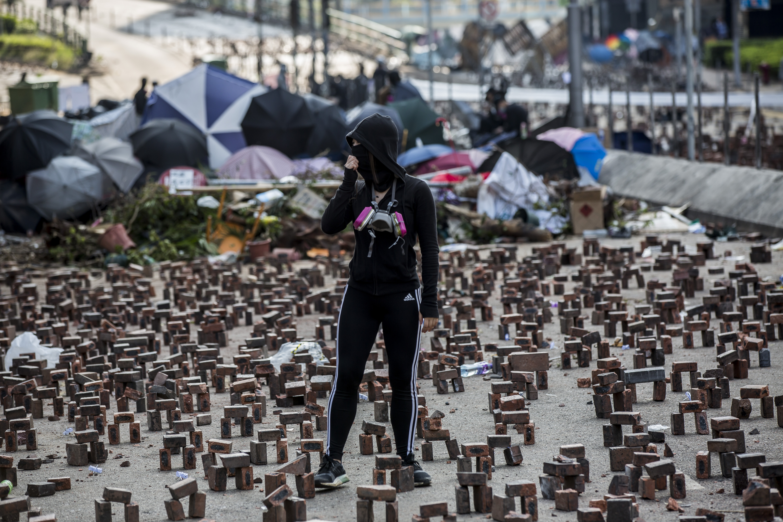 Hongkong: innen már nemigen van visszaút